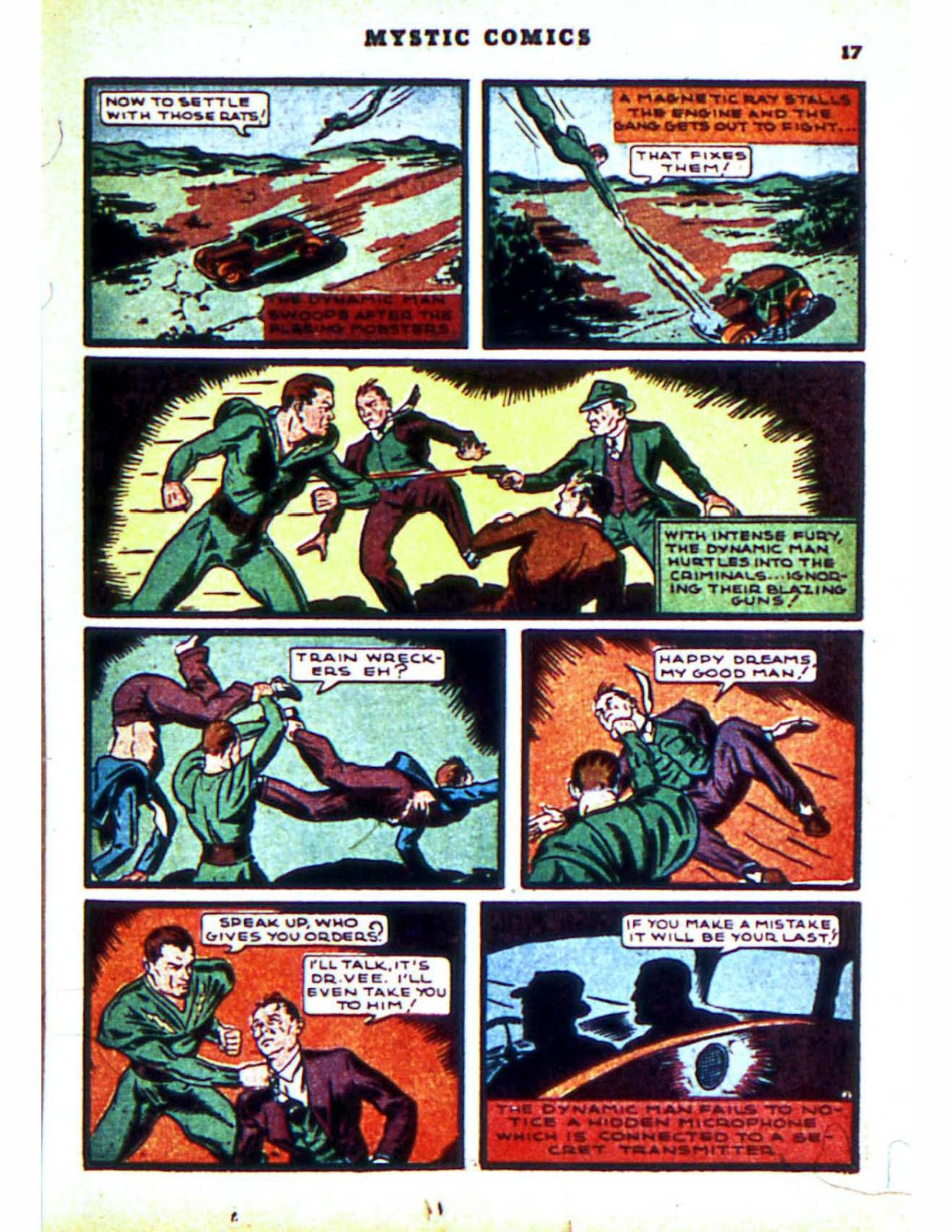 Mystic Comics (1940) issue 2 - Page 19