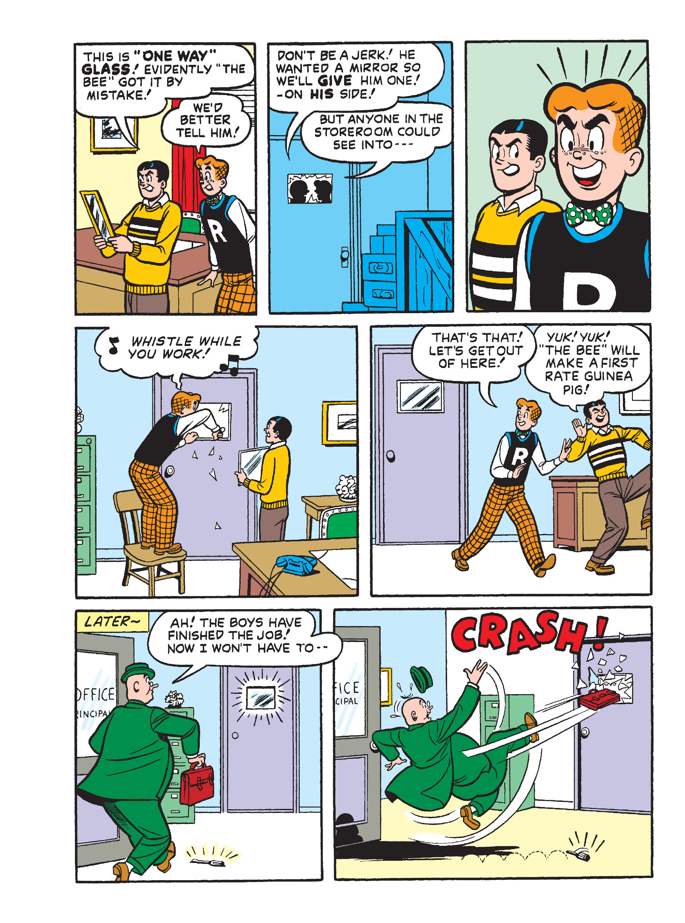 Read online World of Archie Double Digest comic -  Issue #55 - 154