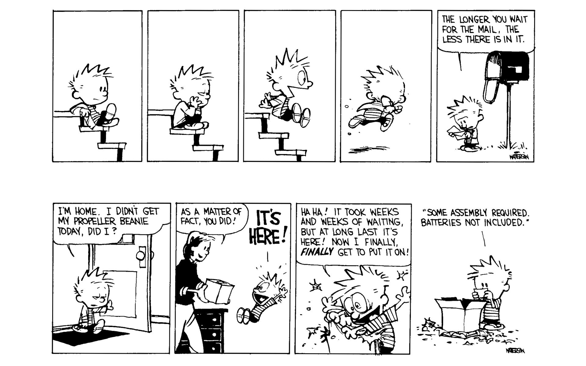 89746cf6496 Calvin and Hobbes  5 - Read Calvin and Hobbes Issue  5 Page 63