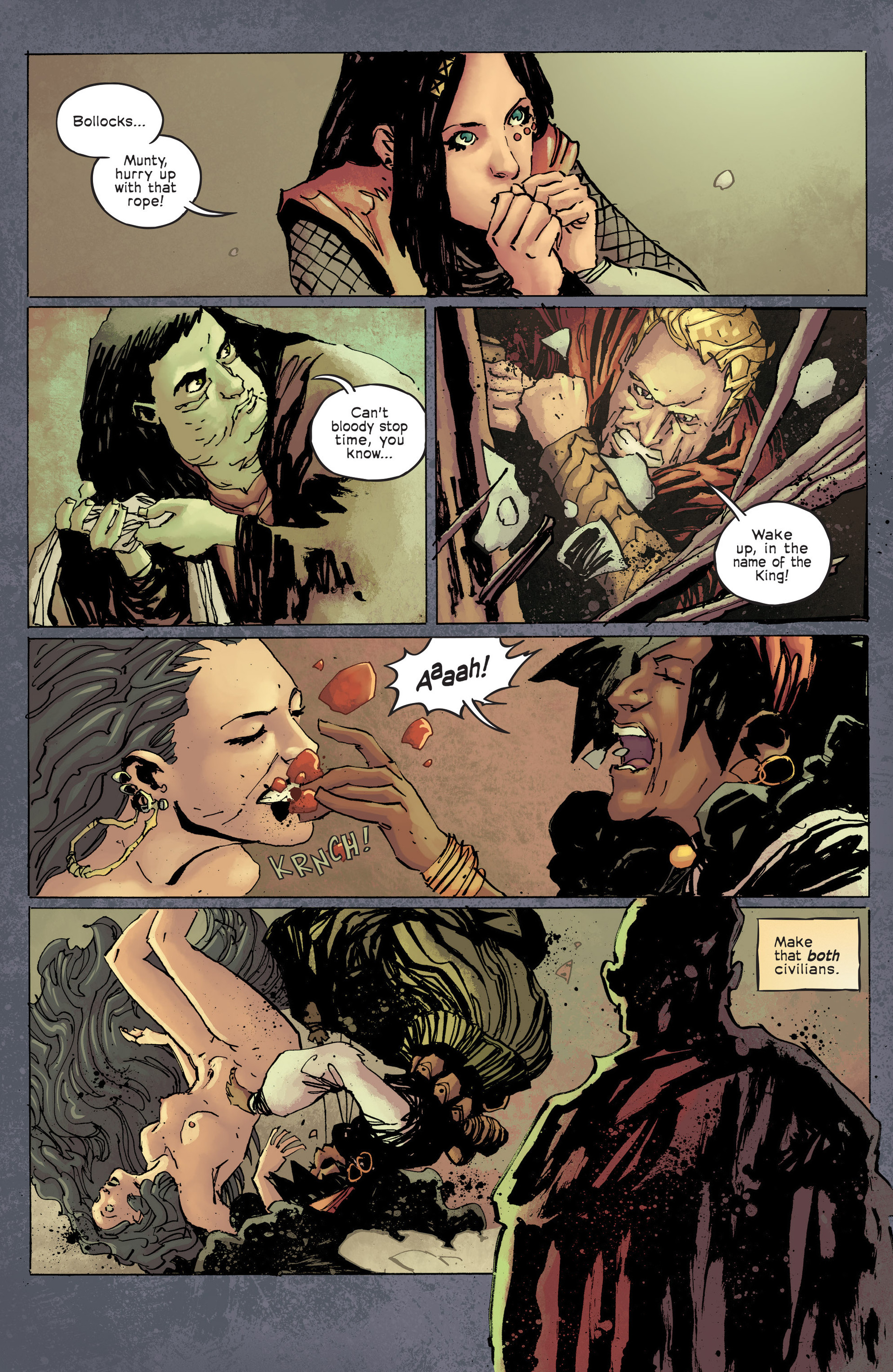 Read online Umbral comic -  Issue #6 - 4