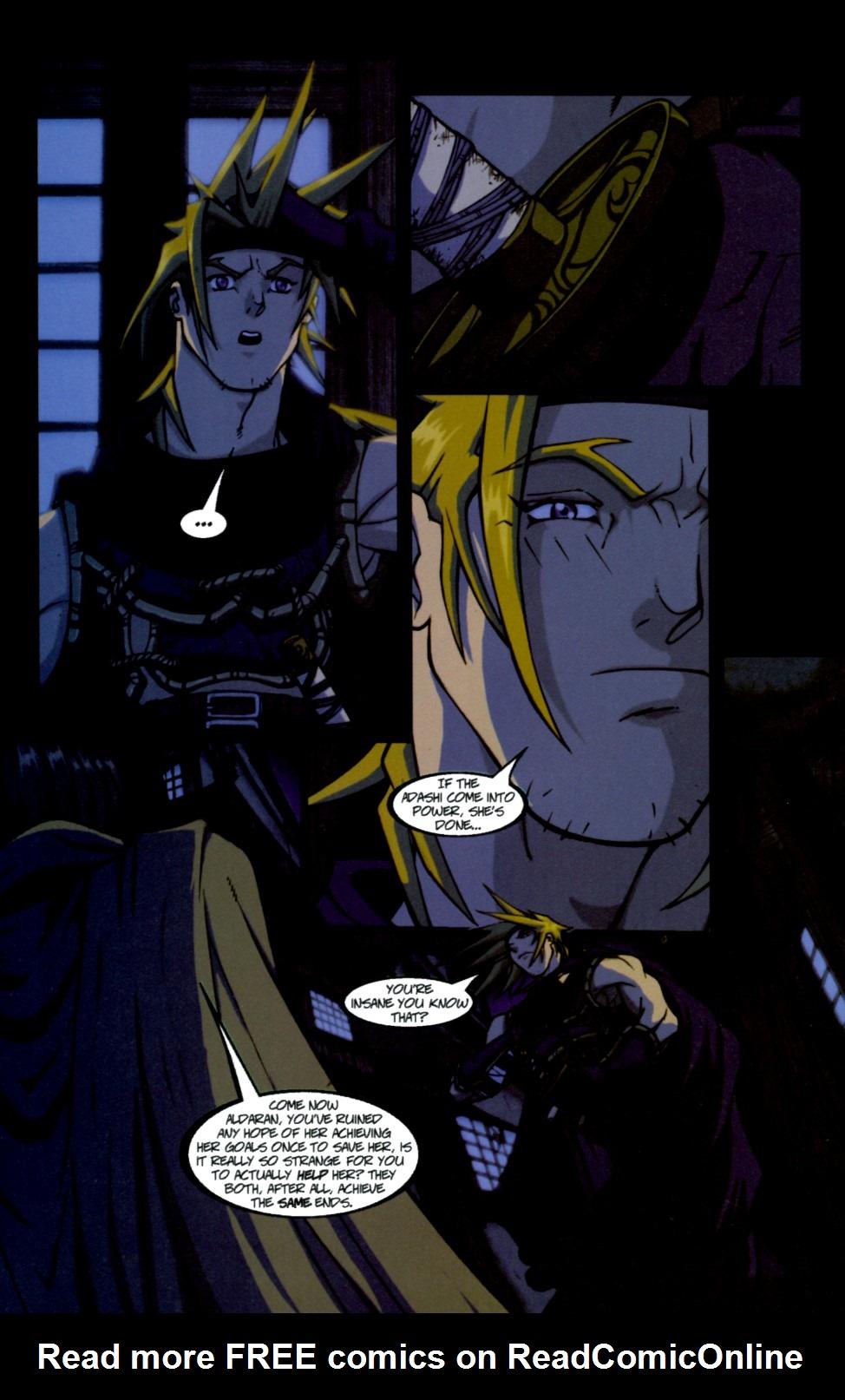 Read online Shidima comic -  Issue #4 - 24
