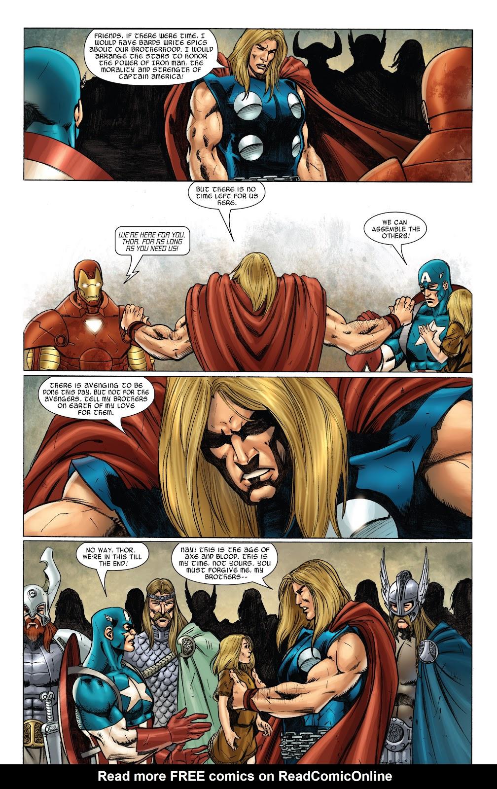 Read online Thor: Ragnaroks comic -  Issue # TPB (Part 2) - 71