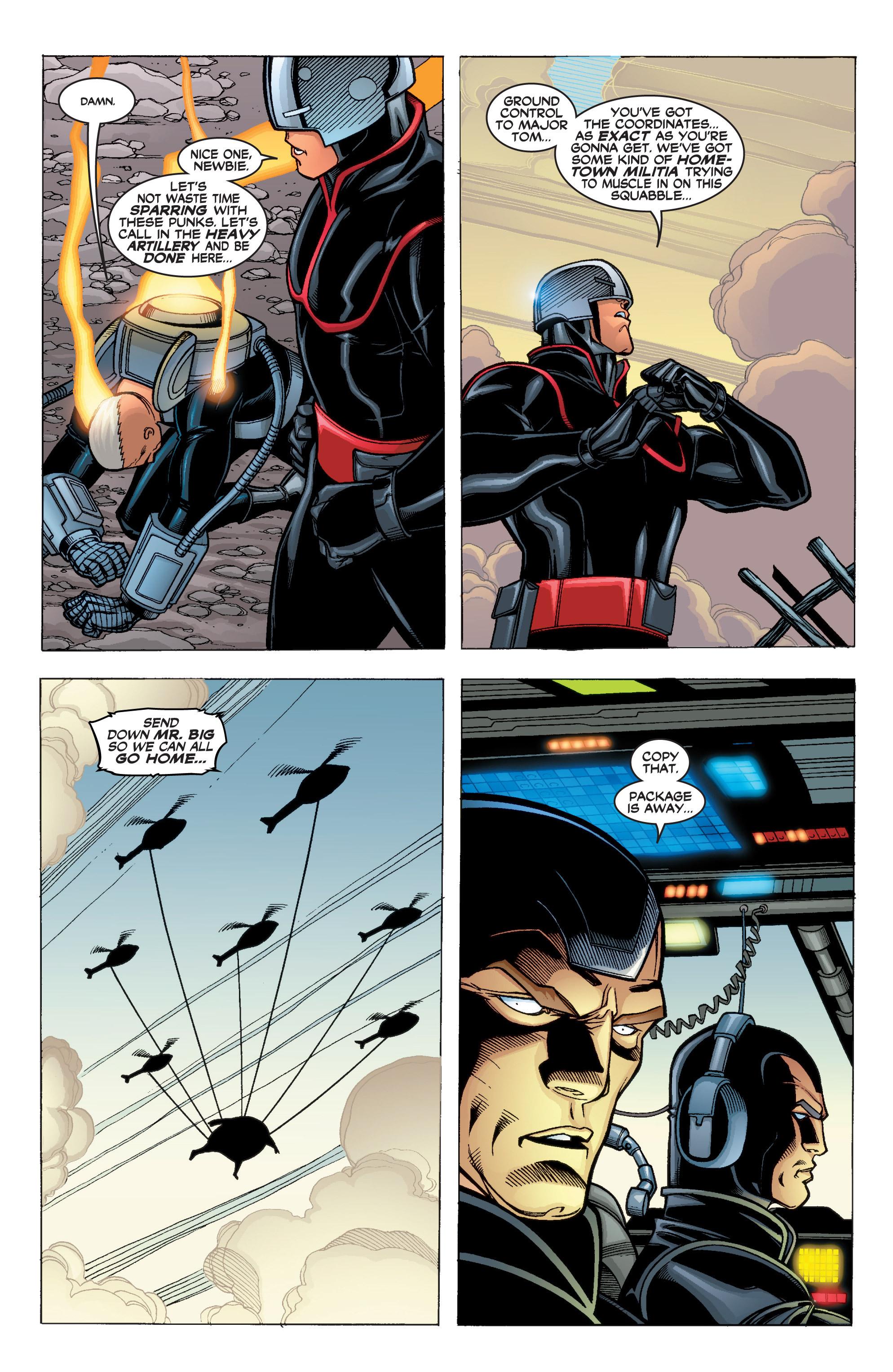 Read online Uncanny X-Men (1963) comic -  Issue #402 - 12