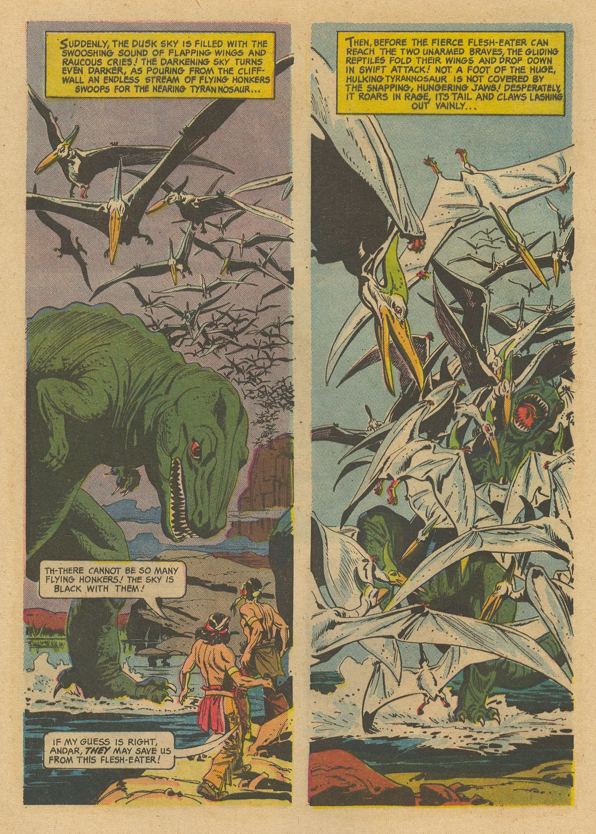 Read online Turok, Son of Stone comic -  Issue #52 - 8