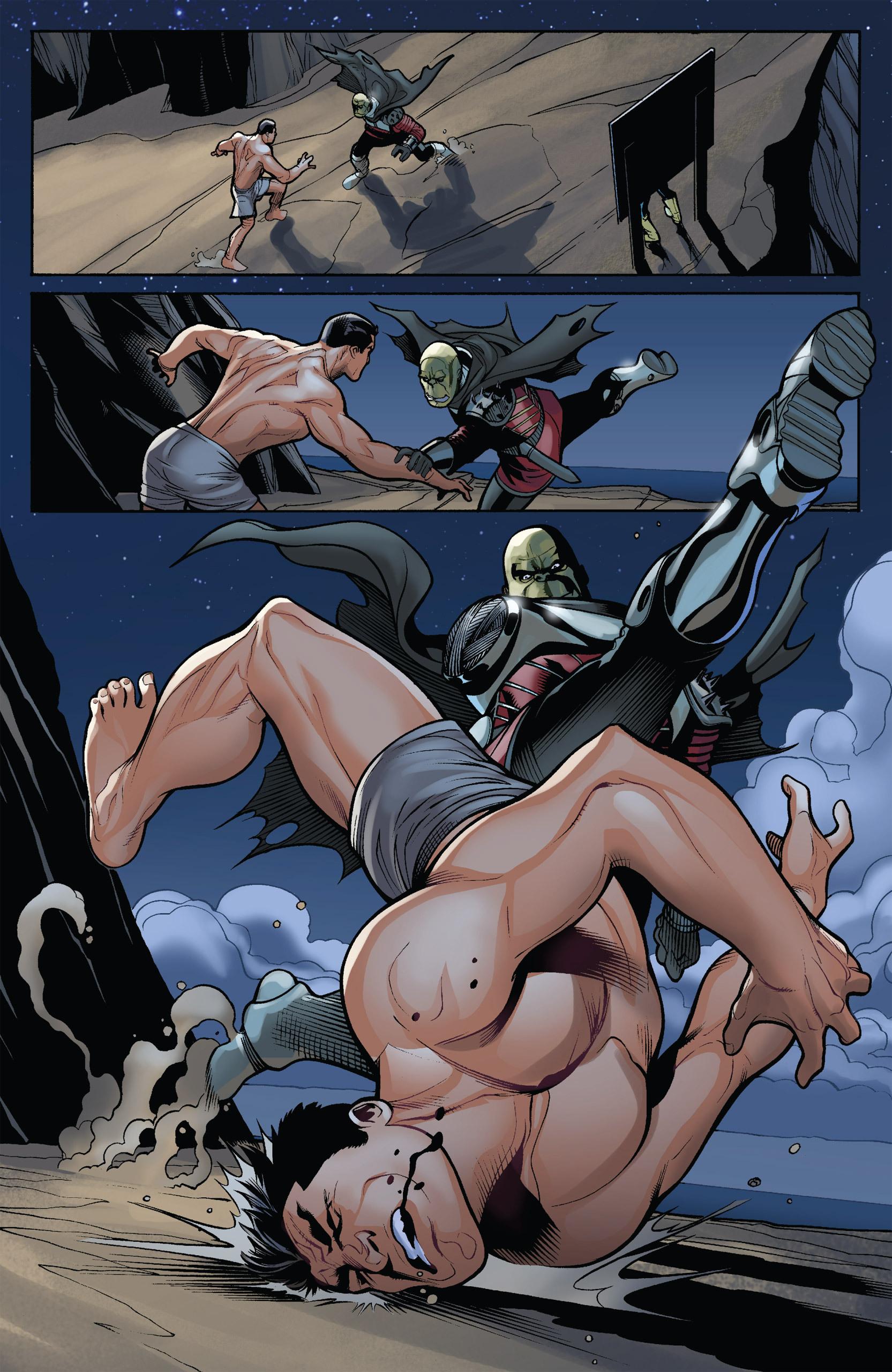 Read online Uncanny X-Men (1963) comic -  Issue #537 - 12