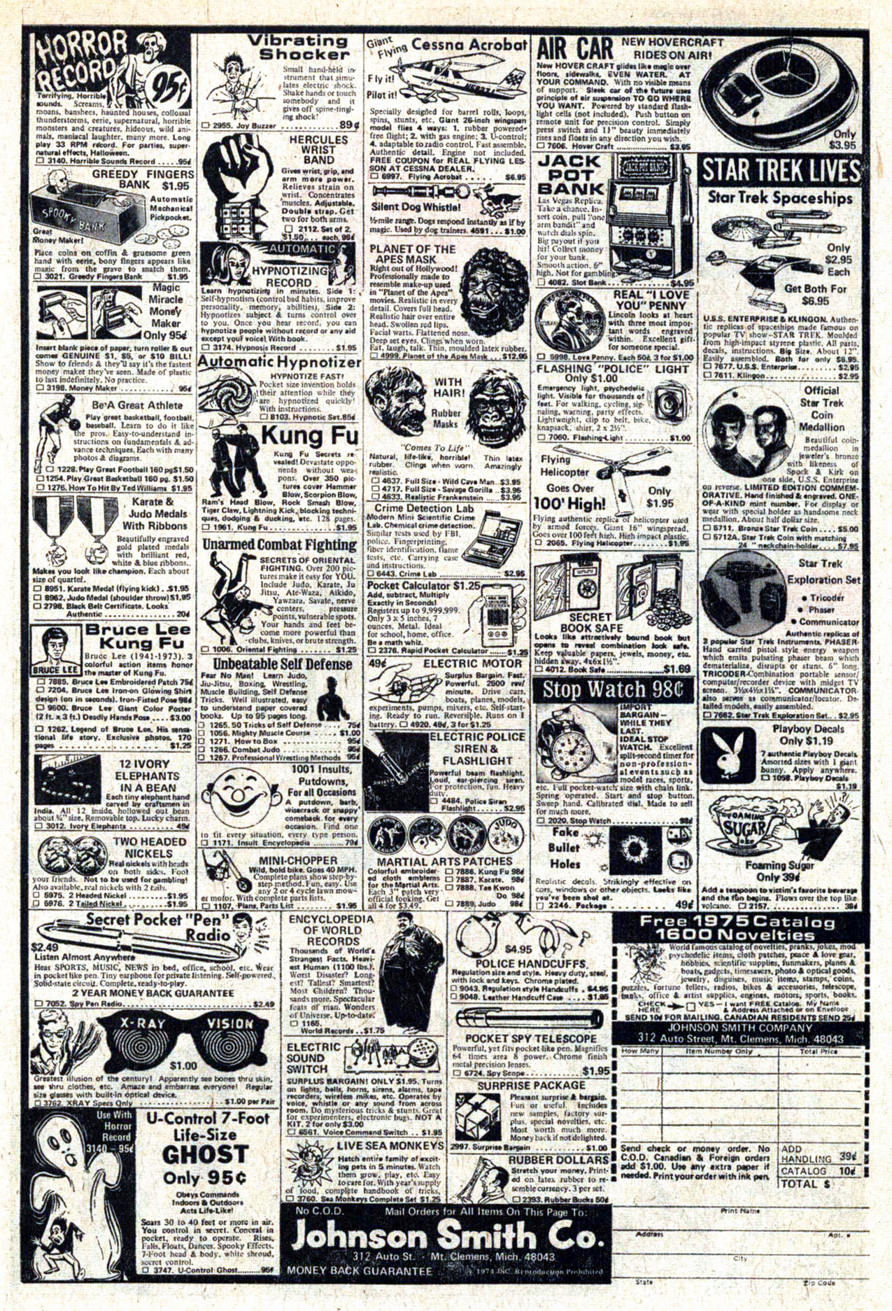 Read online Amazing Adventures (1970) comic -  Issue #29 - 7