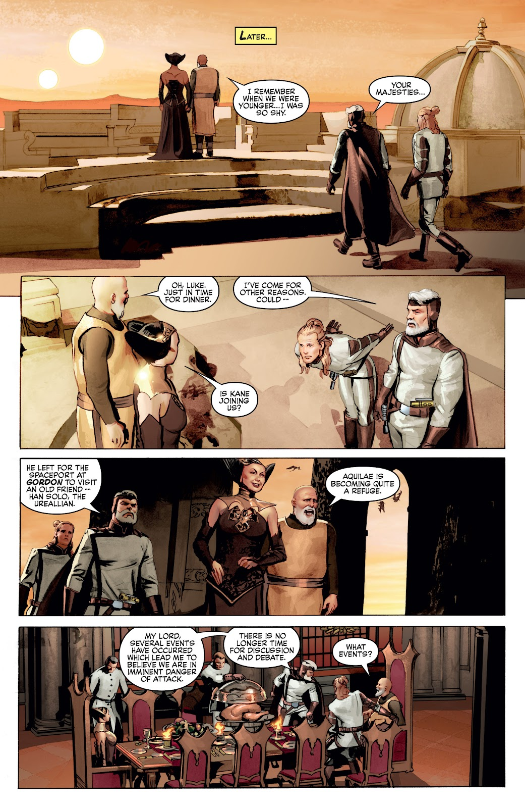 Read online Star Wars Legends: Infinities - Epic Collection comic -  Issue # TPB (Part 4) - 24