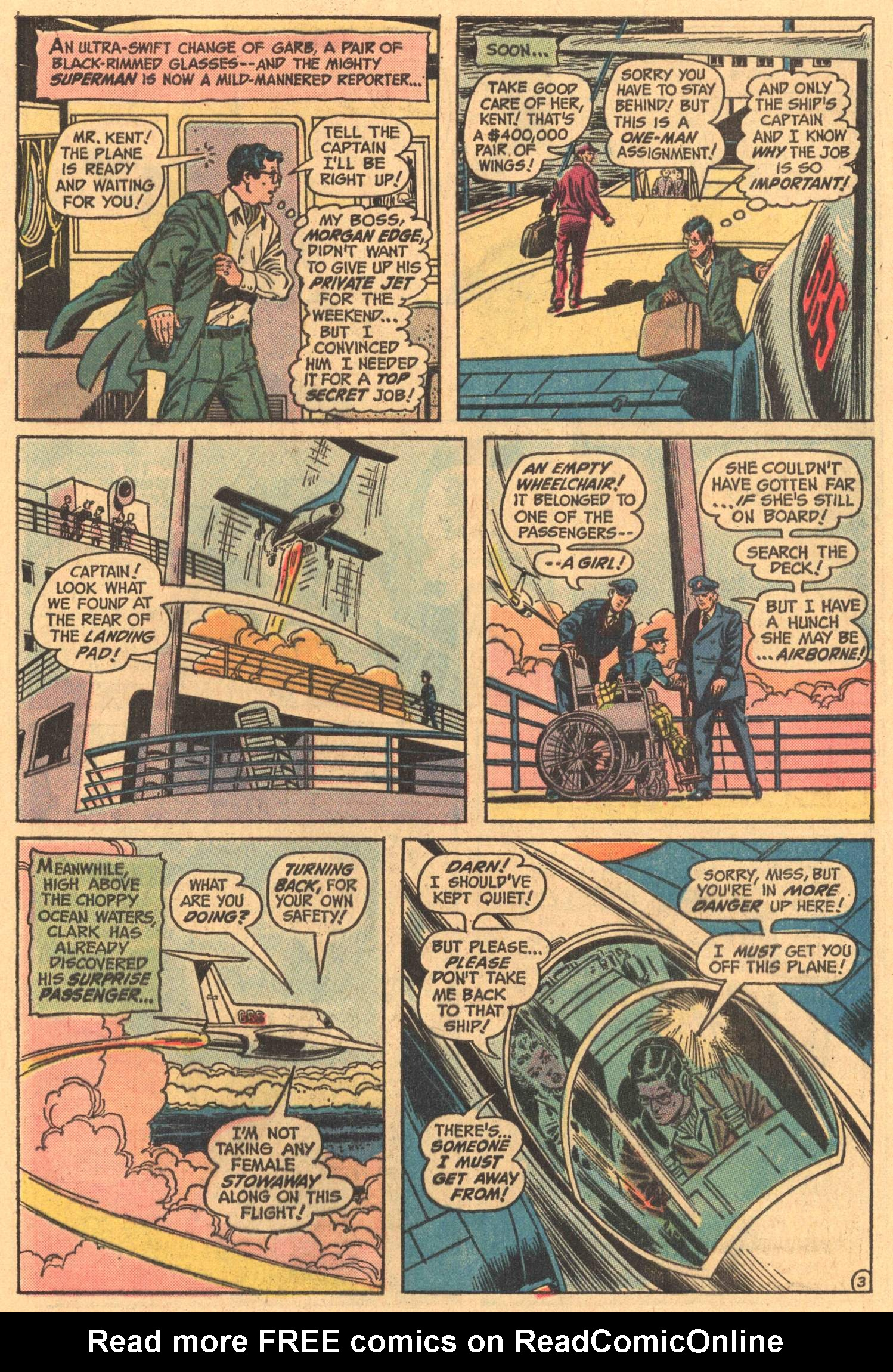 Read online Action Comics (1938) comic -  Issue #416 - 5