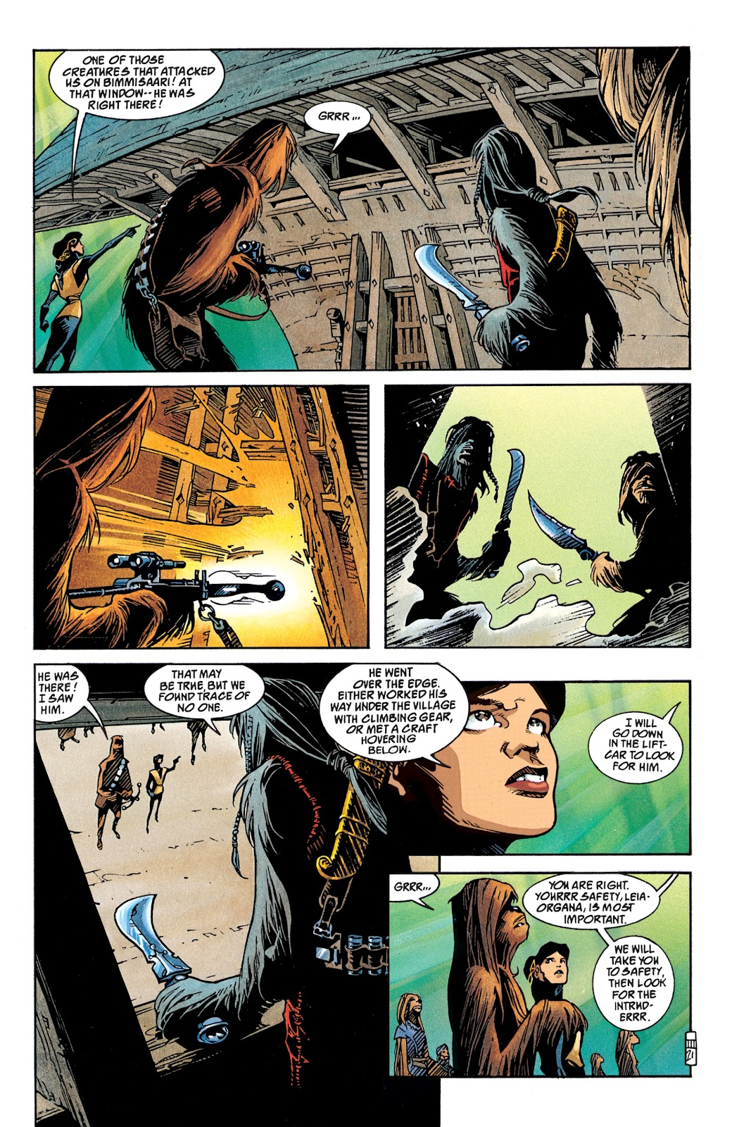 Read online Star Wars Legends: The New Republic - Epic Collection comic -  Issue # TPB 4 (Part 1) - 75