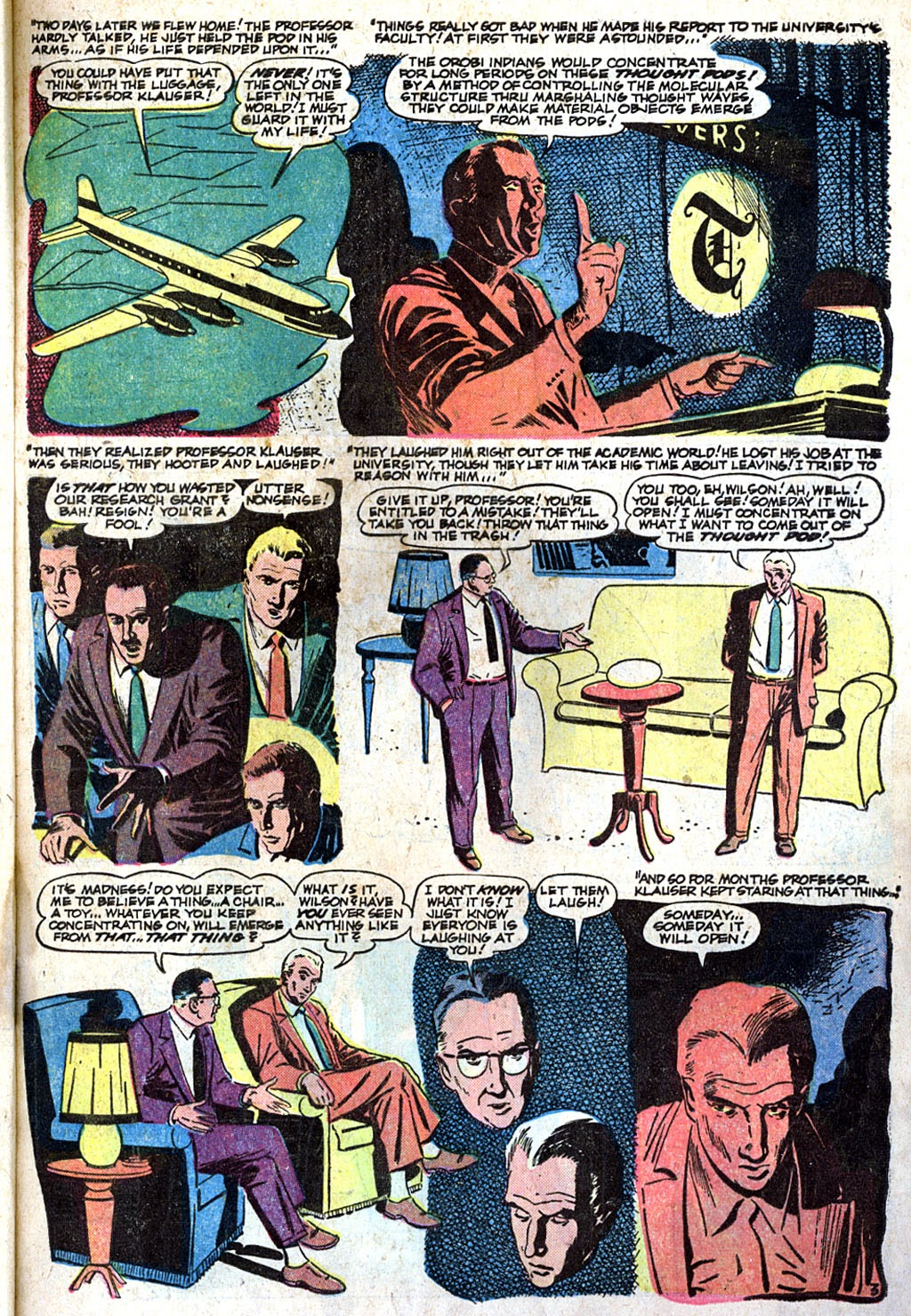 Mystic (1951) issue 61 - Page 5