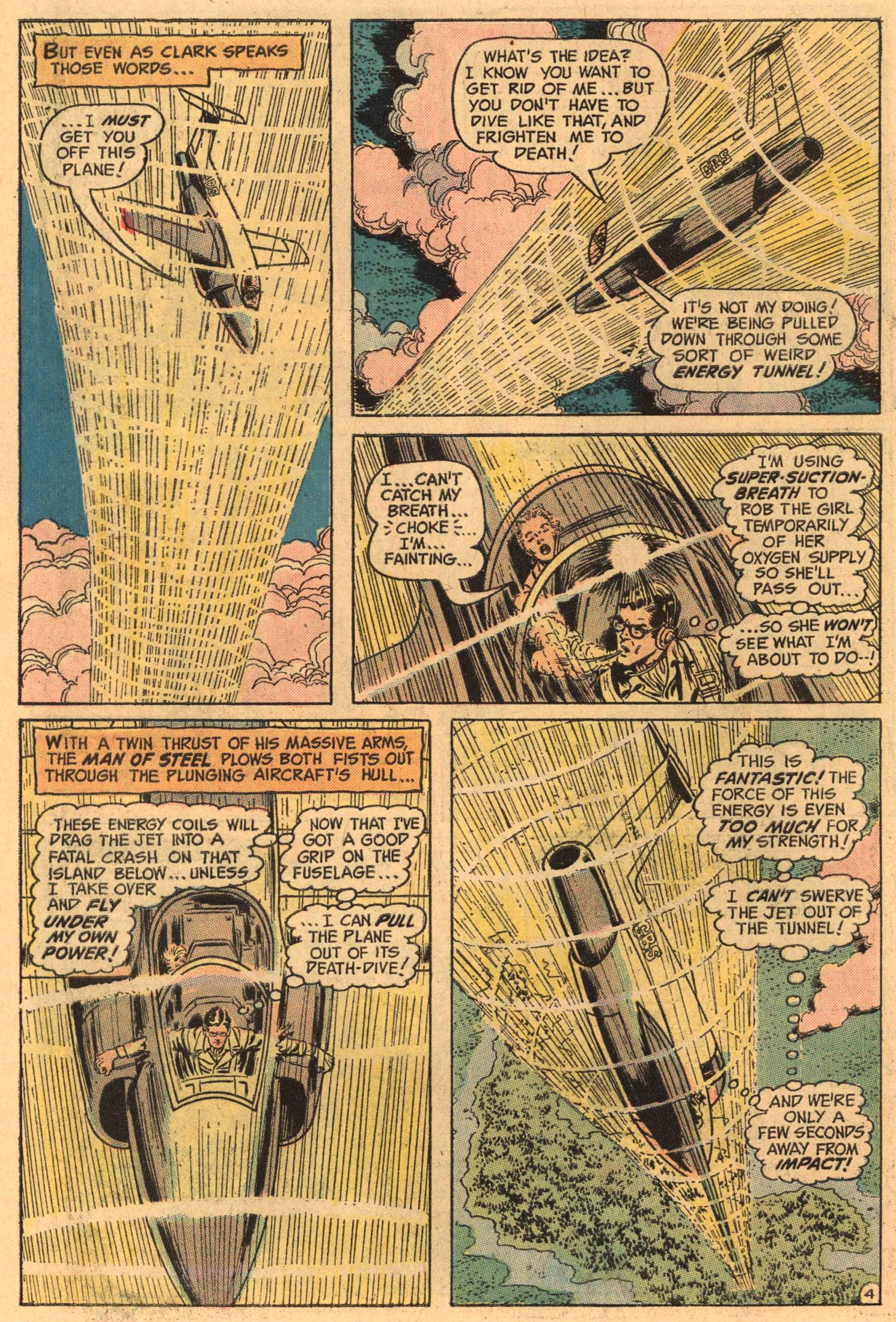 Read online Action Comics (1938) comic -  Issue #416 - 6
