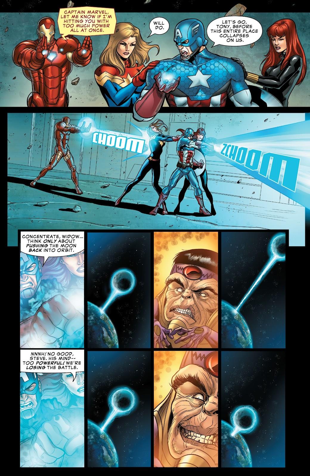 Read online Avengers: Edge of Infinity comic -  Issue # Full - 19