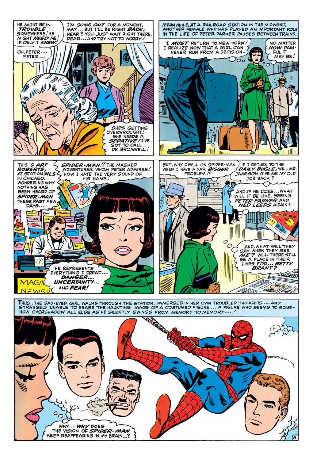 The Amazing Spider-Man (1963) 40 Page 8