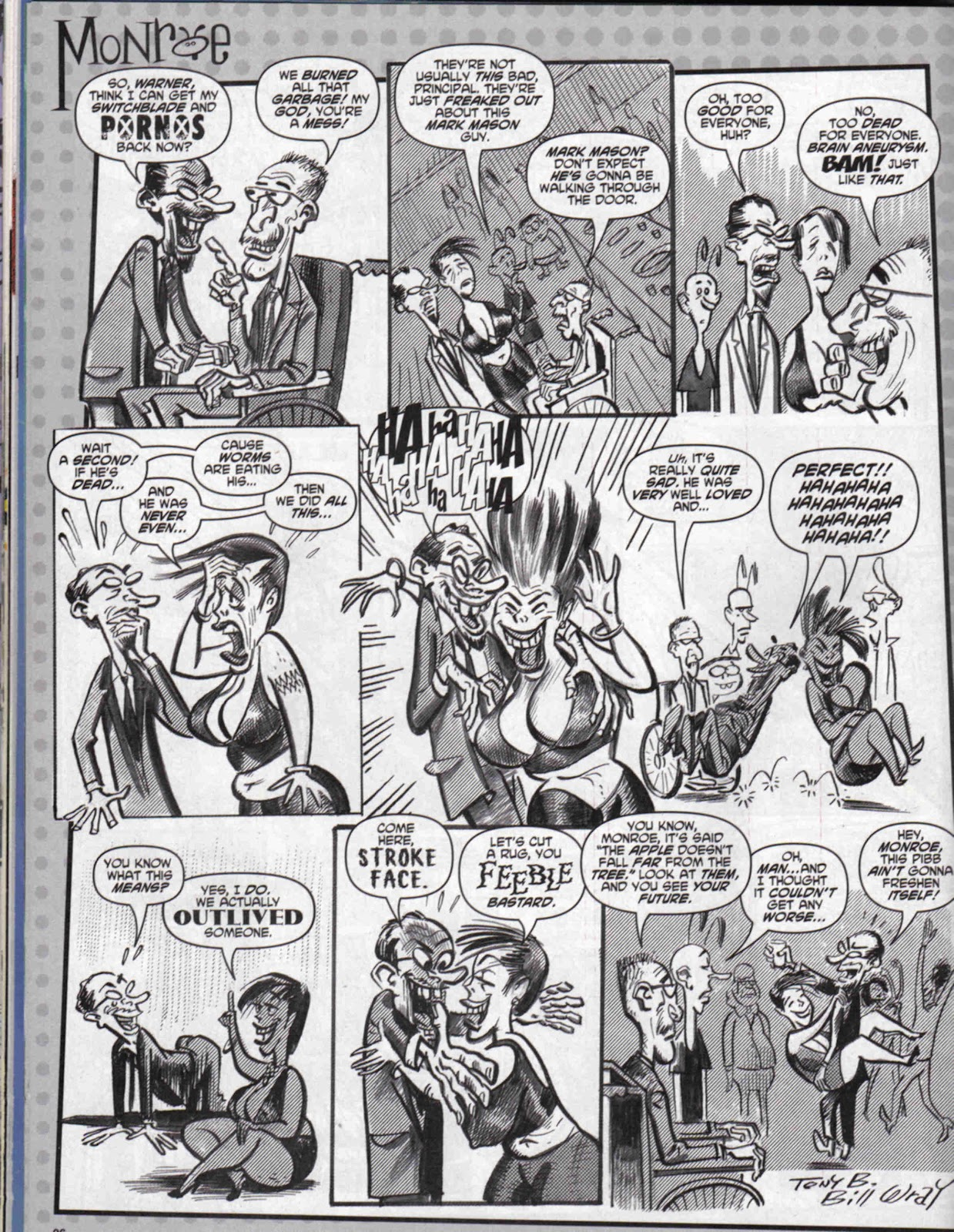 MAD issue 448 - Page 26