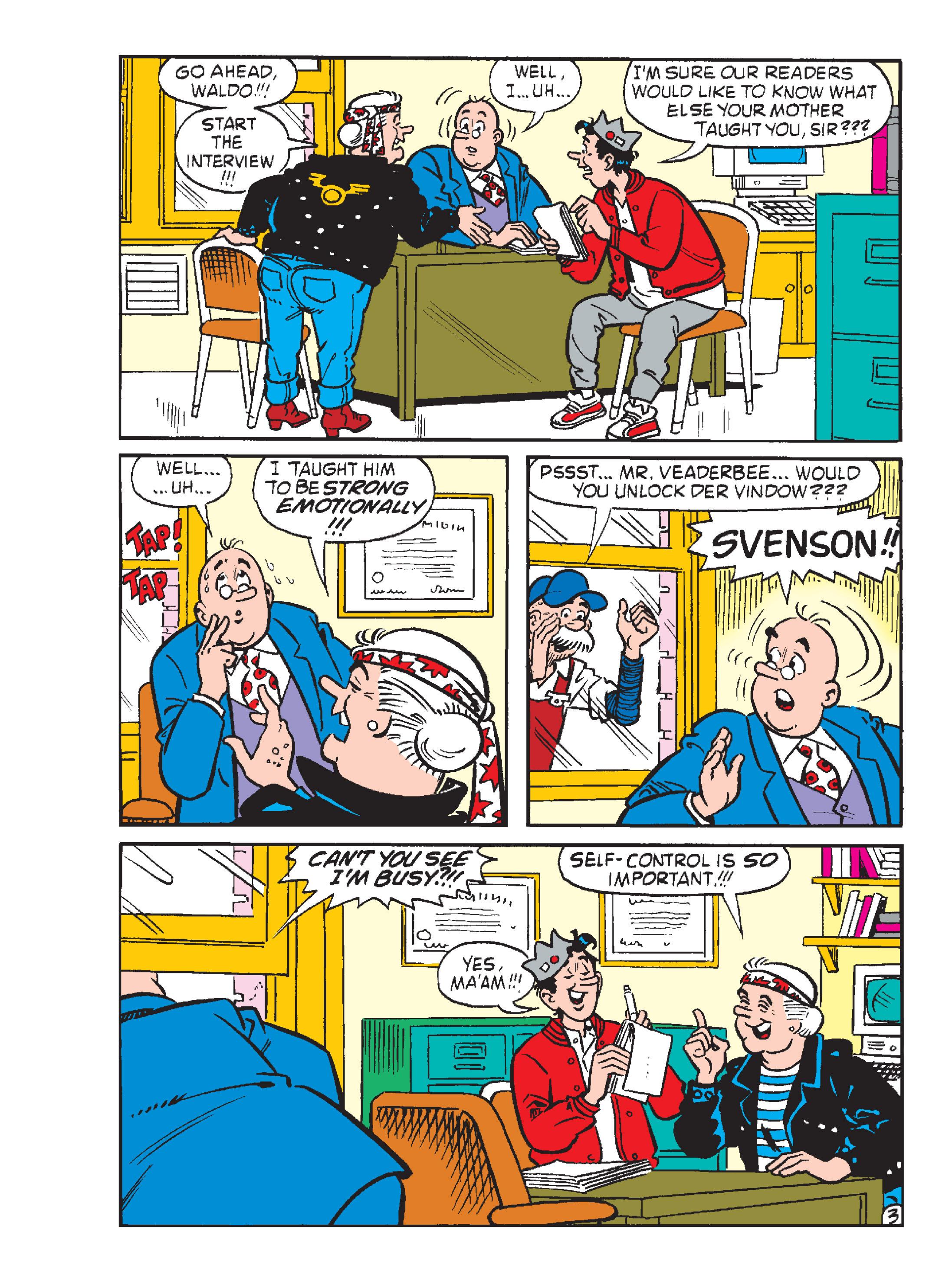 Read online Archie 1000 Page Comics Blowout! comic -  Issue # TPB (Part 1) - 91