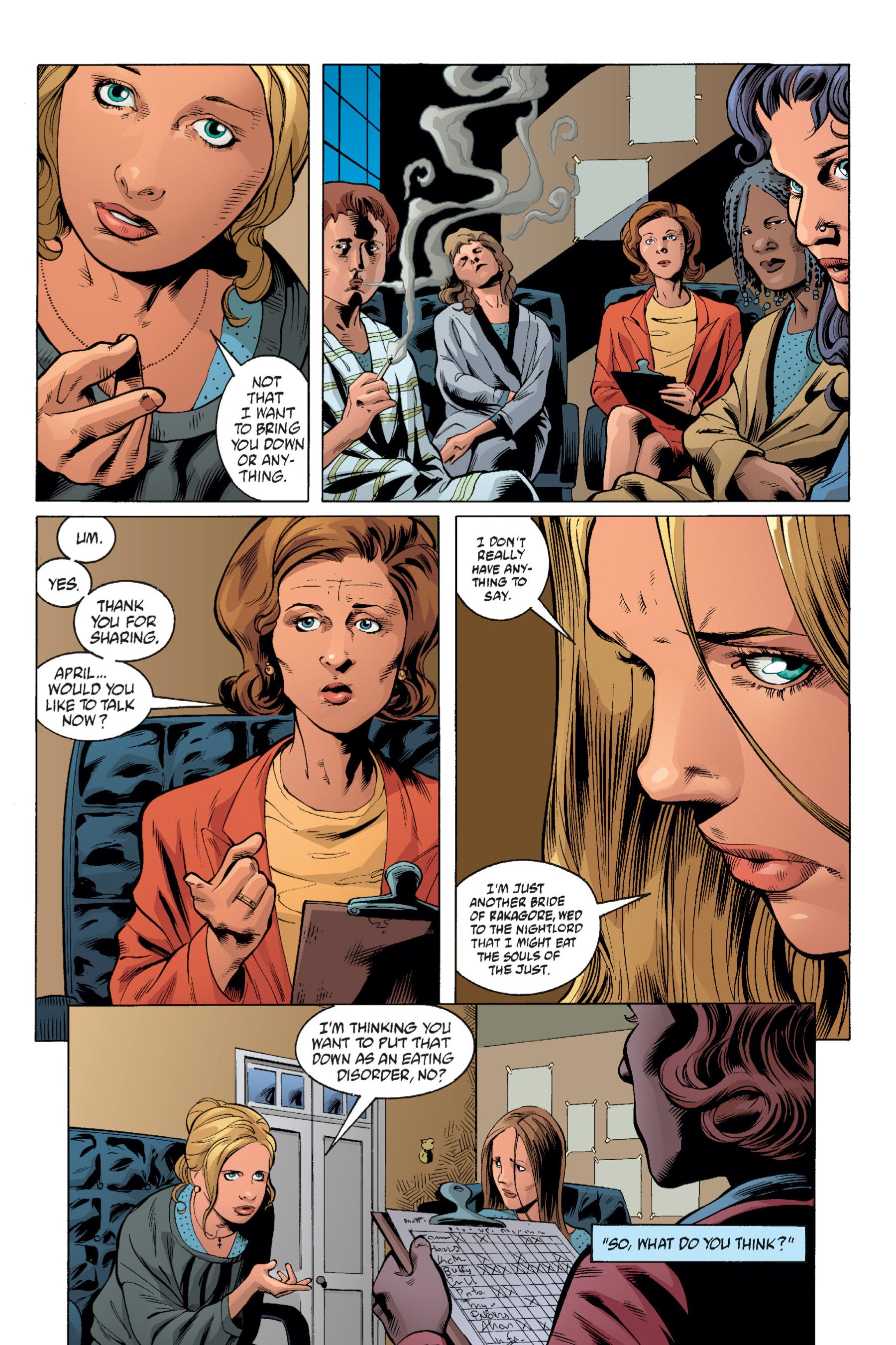 Read online Buffy the Vampire Slayer: Omnibus comic -  Issue # TPB 1 - 239