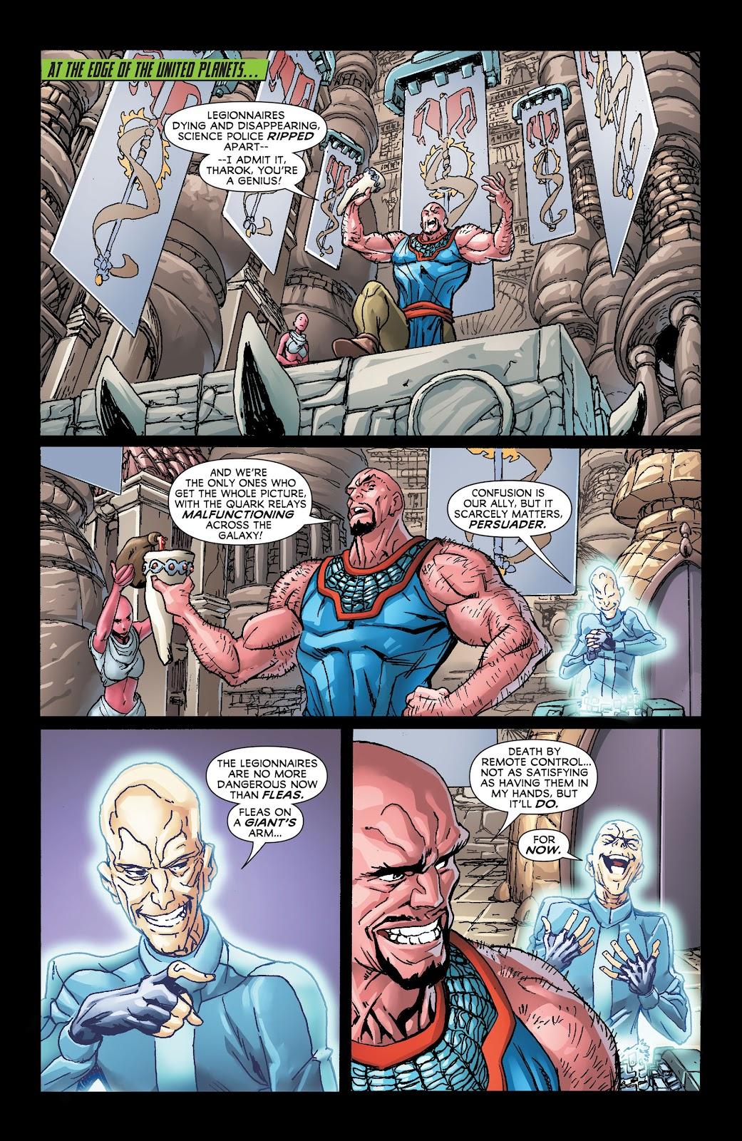 Legion of Super-Heroes (2011) Issue #19 #20 - English 14
