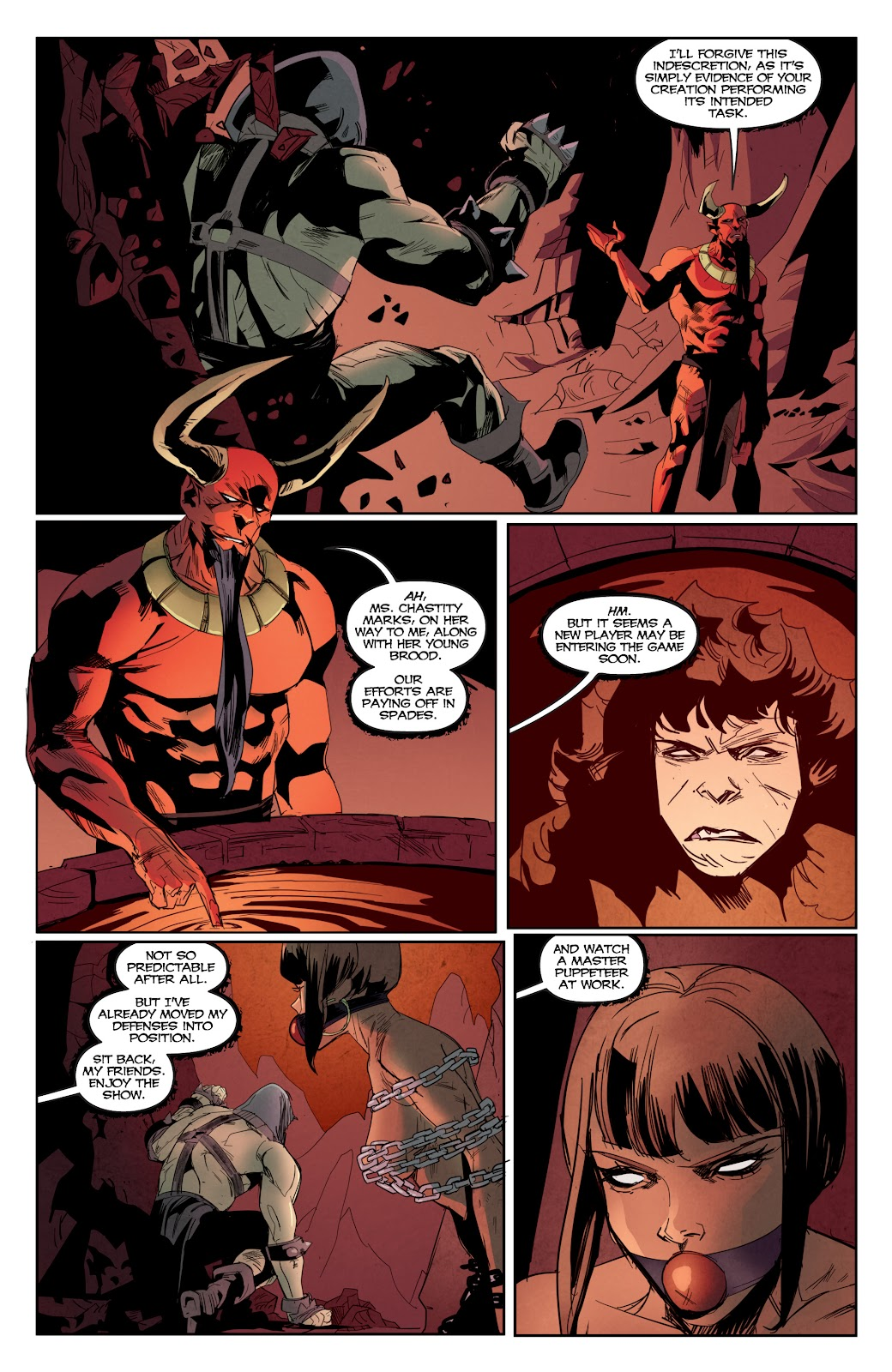 Read online Hack/Slash vs. Chaos comic -  Issue #3 - 20