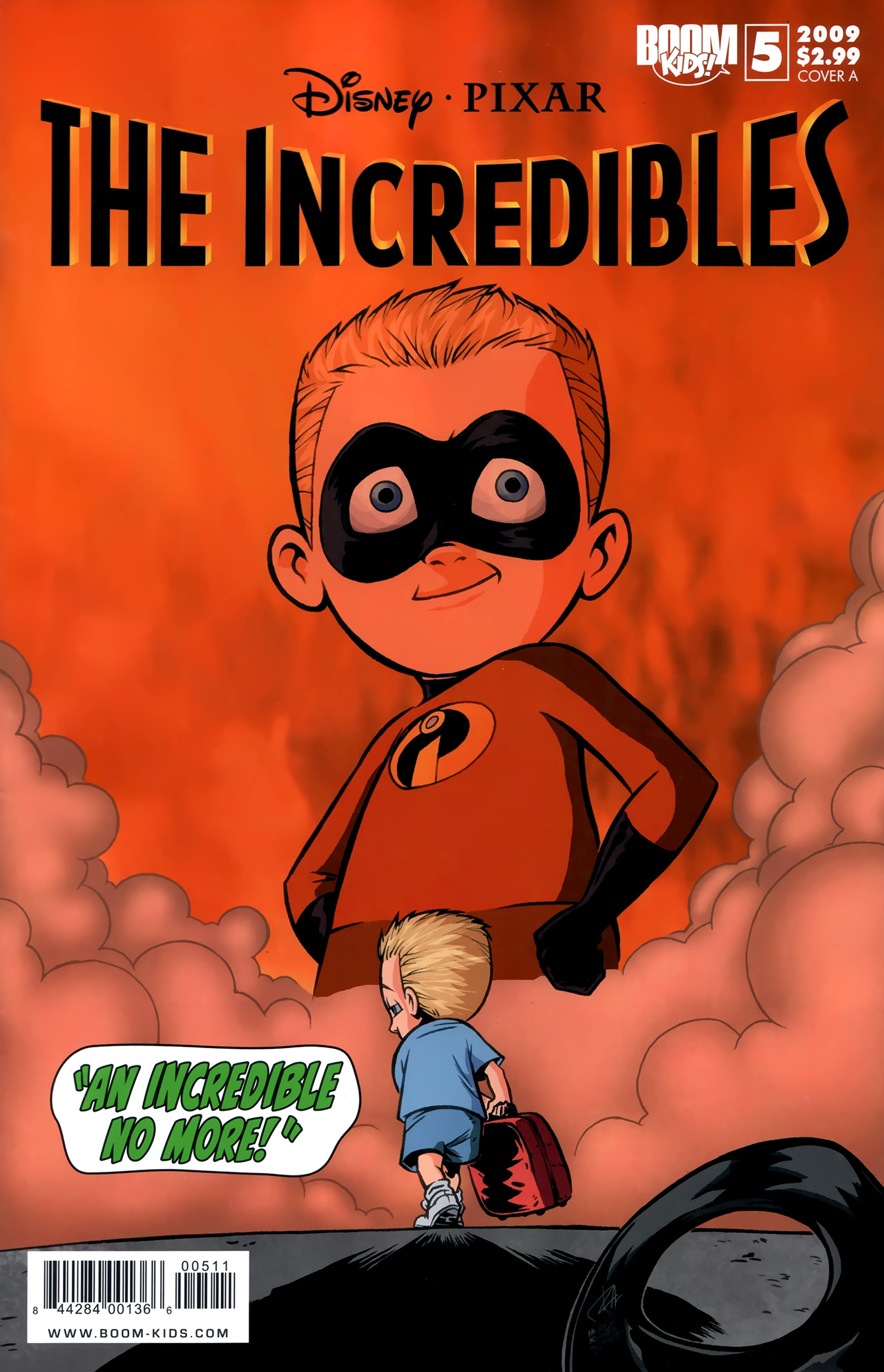 The Incredibles (2009) 5 Page 1