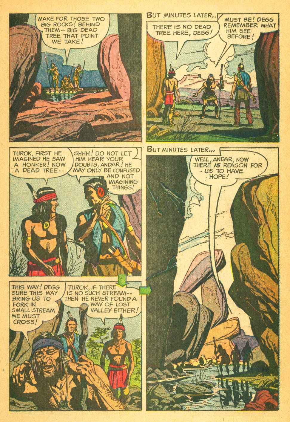 Read online Turok, Son of Stone comic -  Issue #27 - 11