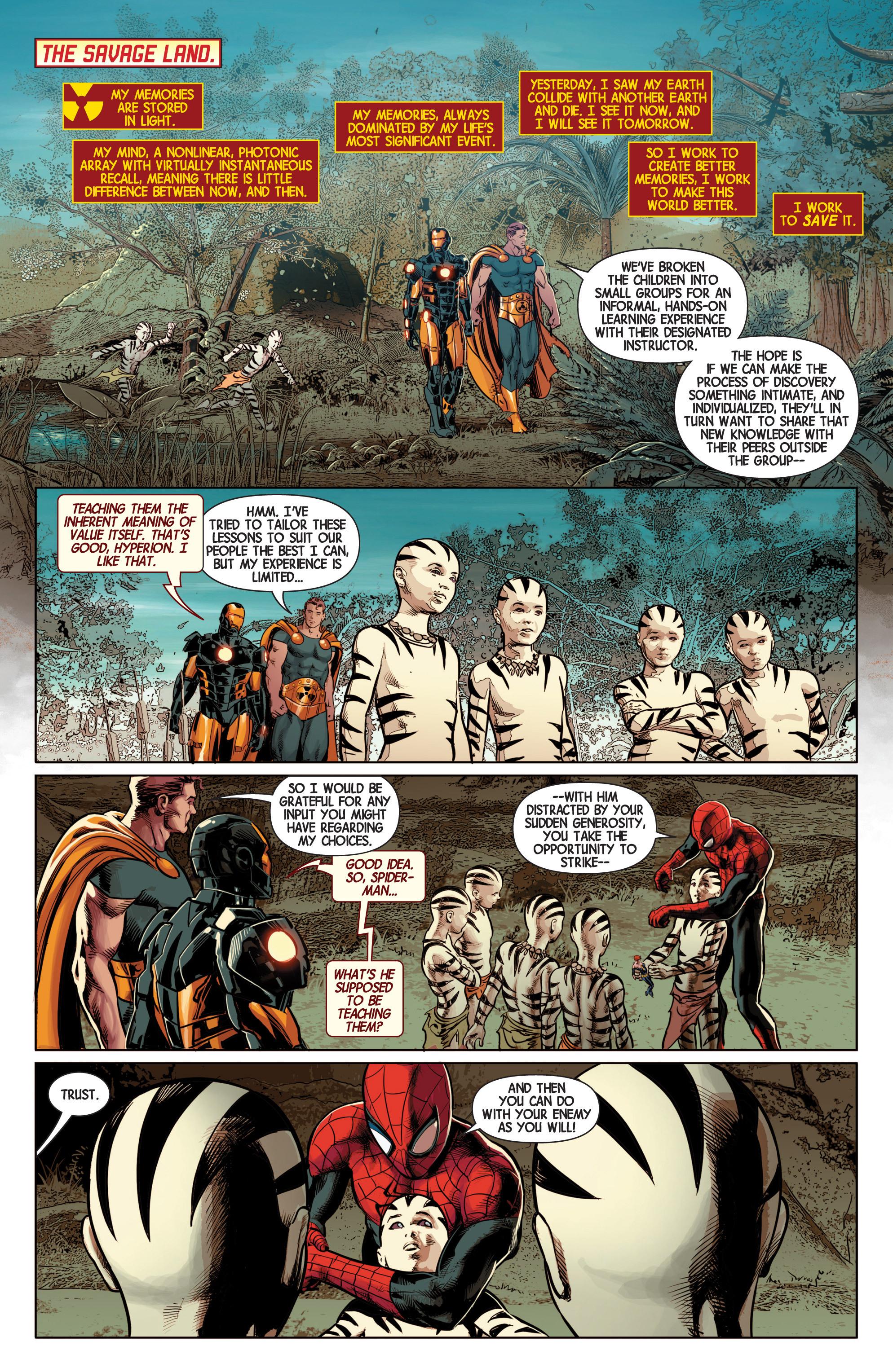 Read online Avengers (2013) comic -  Issue #Avengers (2013) _TPB 3 - 11