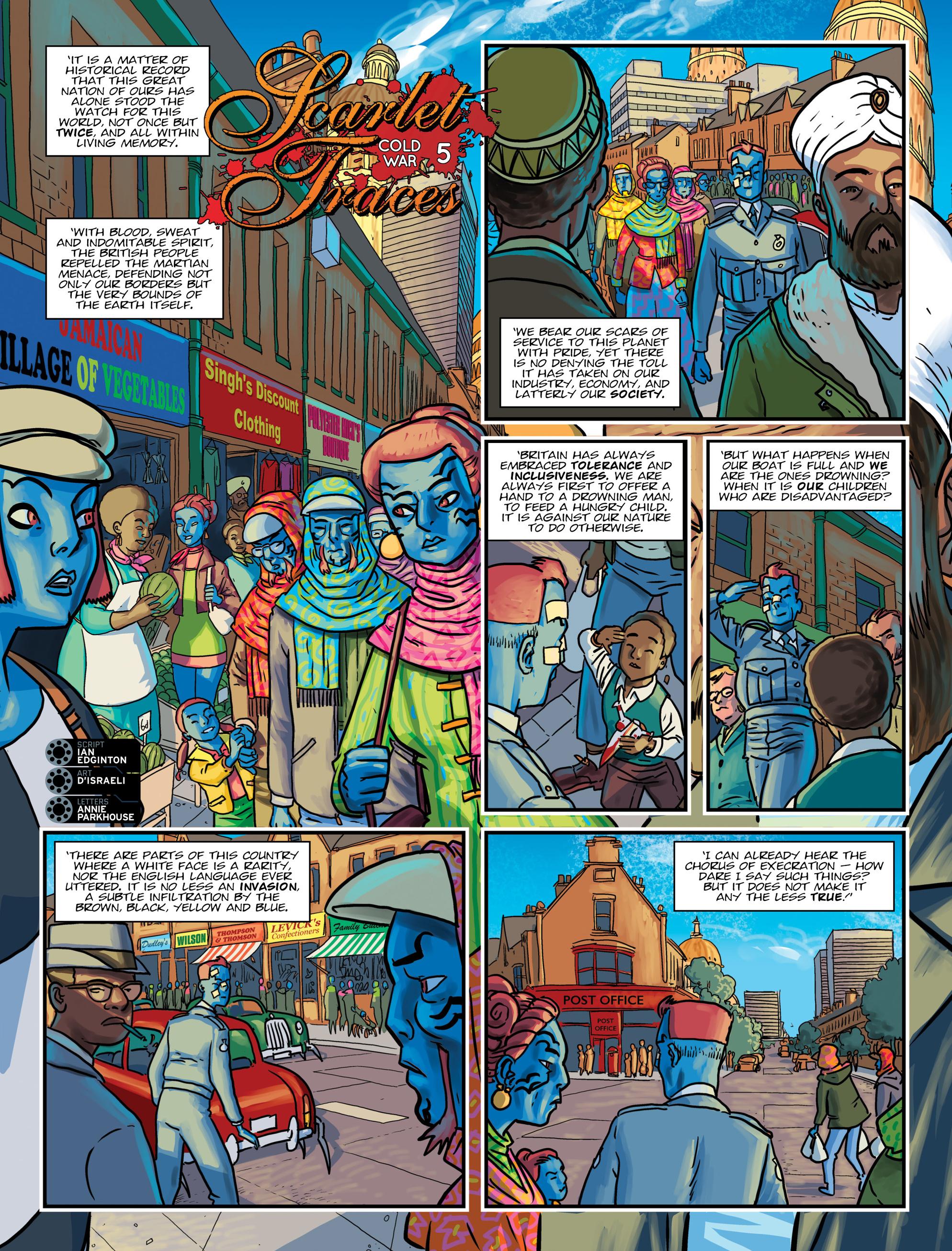 Read online 2000 AD comic -  Issue #1992 - 26