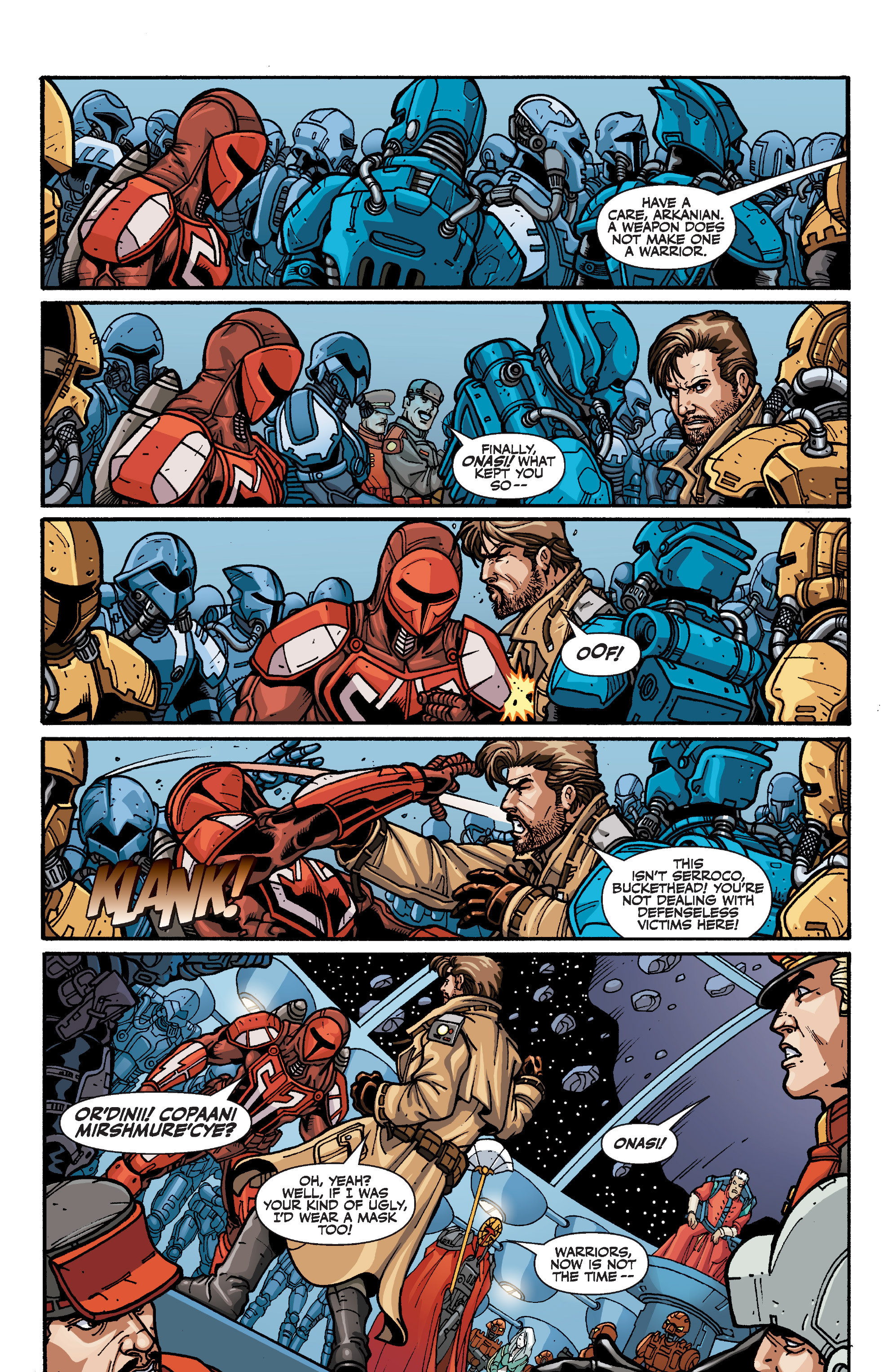 Read online Star Wars Omnibus comic -  Issue # Vol. 32 - 58
