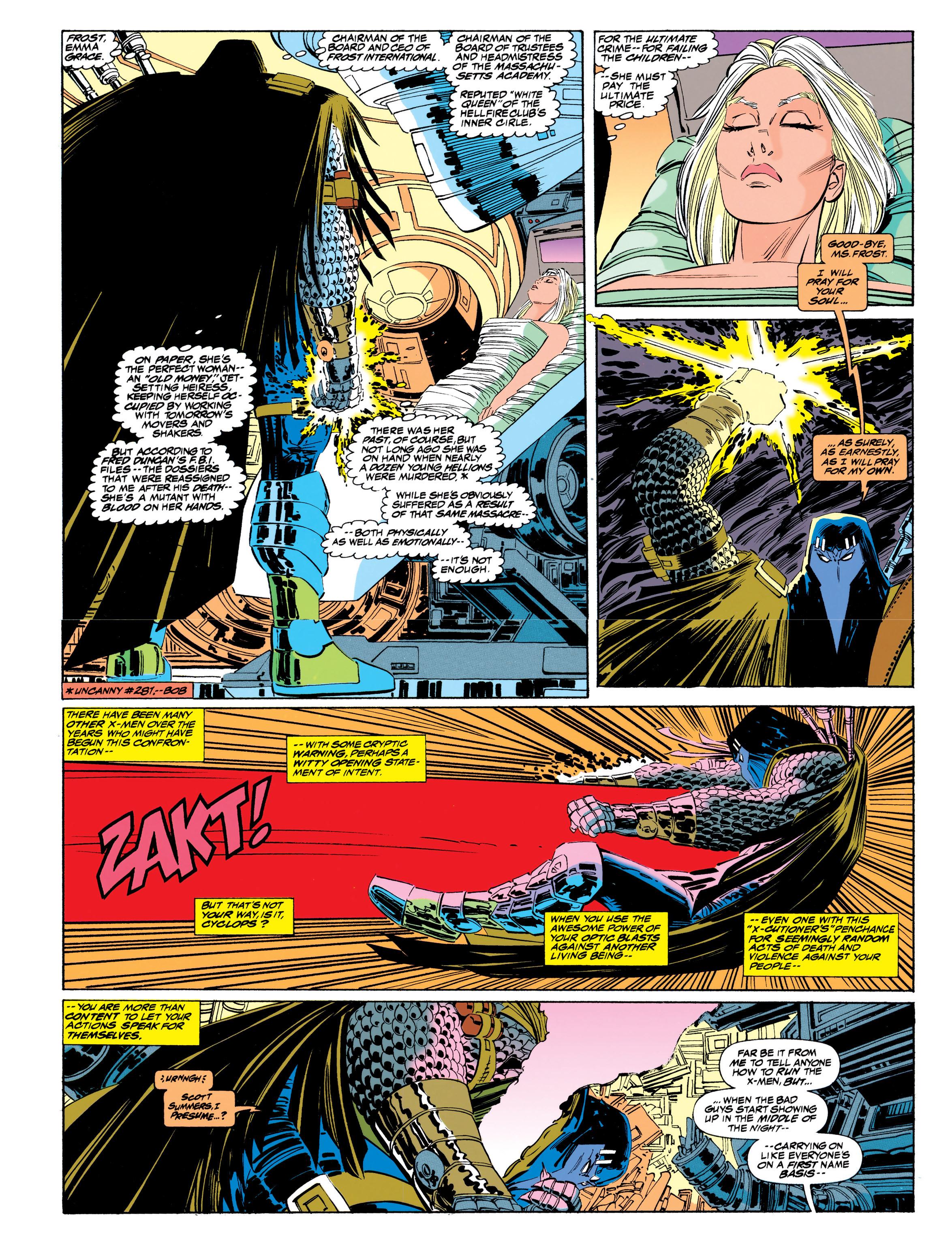 Read online Uncanny X-Men (1963) comic -  Issue #310 - 14