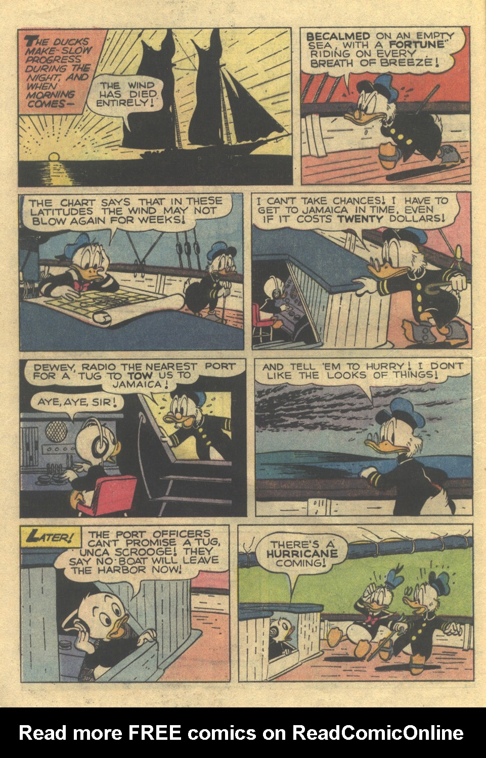 Read online Uncle Scrooge (1953) comic -  Issue #105 - 16