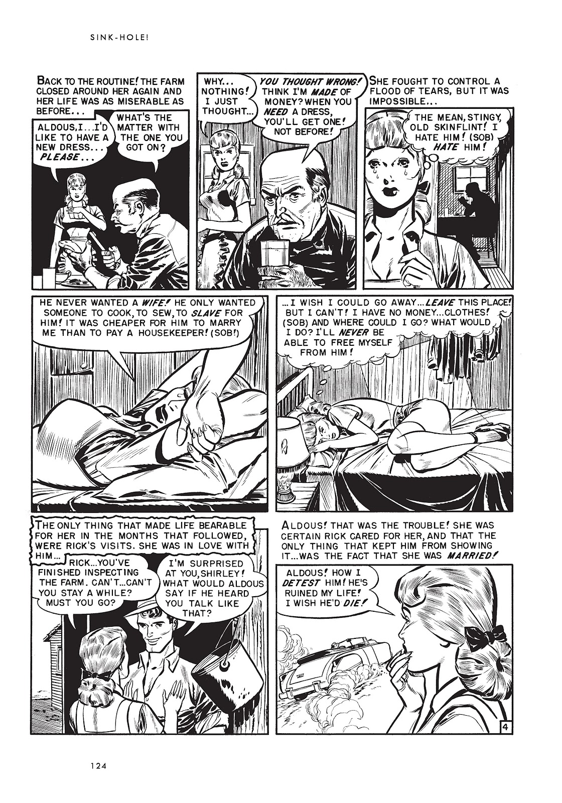 Read online Voodoo Vengeance and Other Stories comic -  Issue # TPB (Part 2) - 42