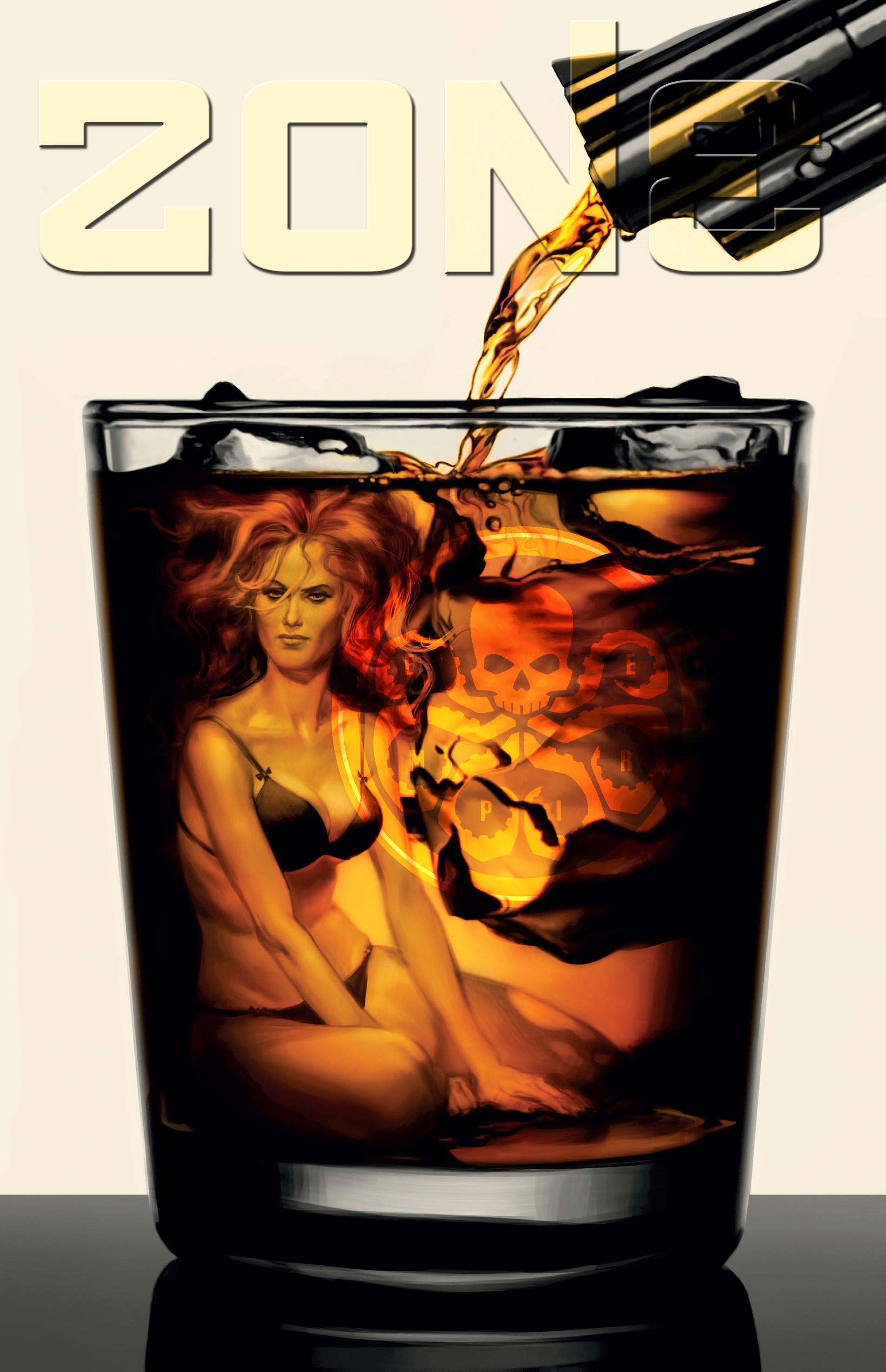 Read online Super-Villain Team-Up/MODOK's 11 comic -  Issue #3 - 25