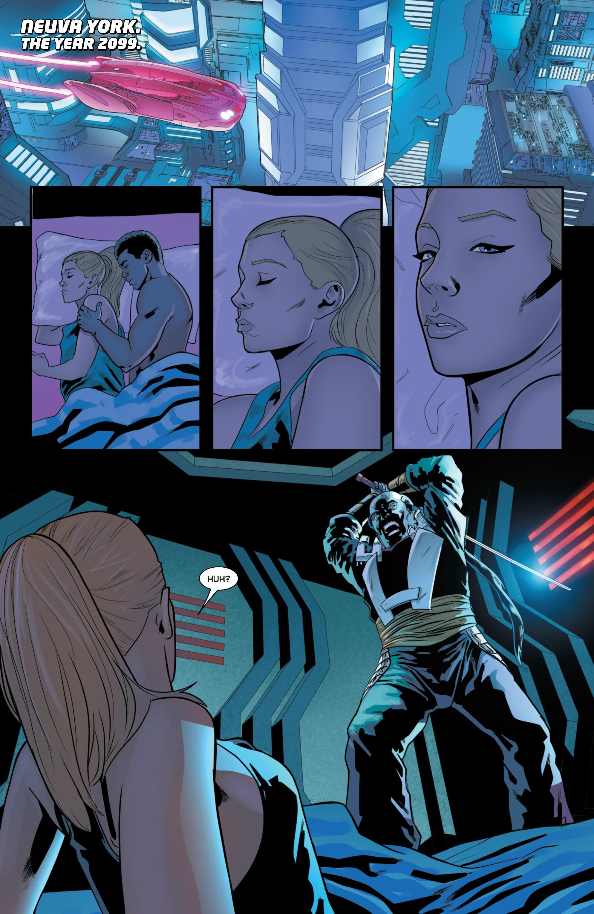 Read online Secret Wars 2099 comic -  Issue #2 - 3