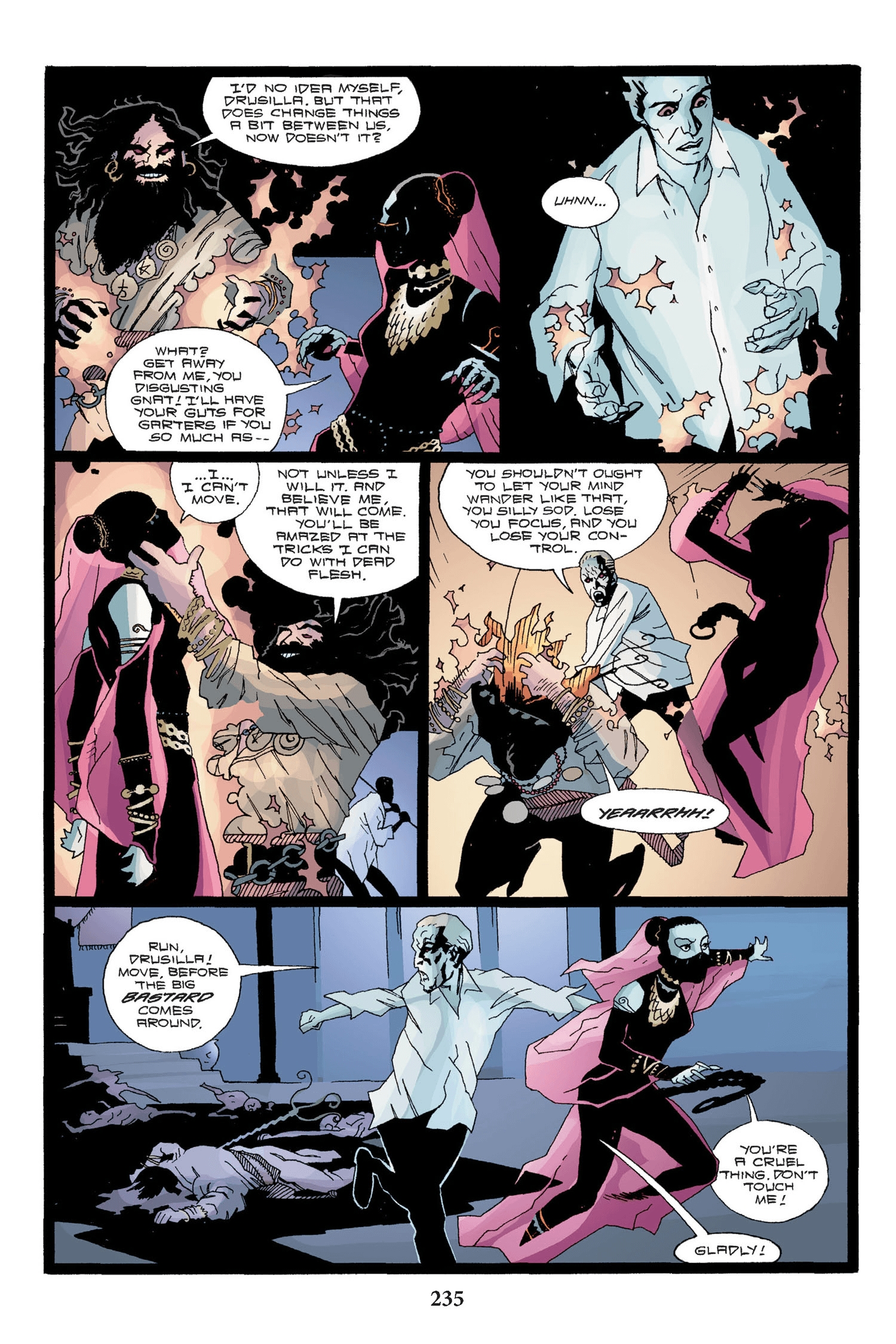 Read online Buffy the Vampire Slayer: Omnibus comic -  Issue # TPB 2 - 228