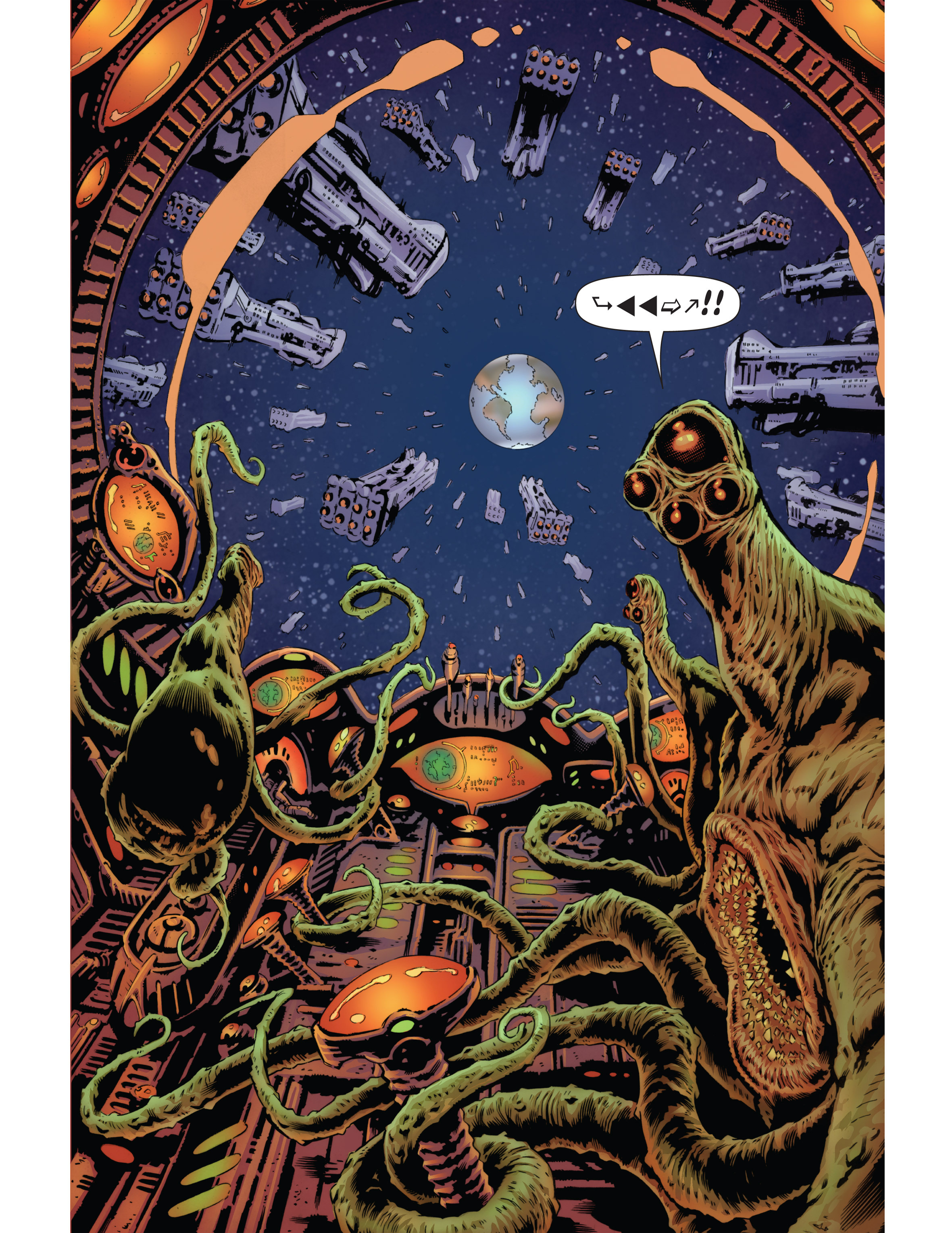Read online Bad Planet comic -  Issue # TPB - 136