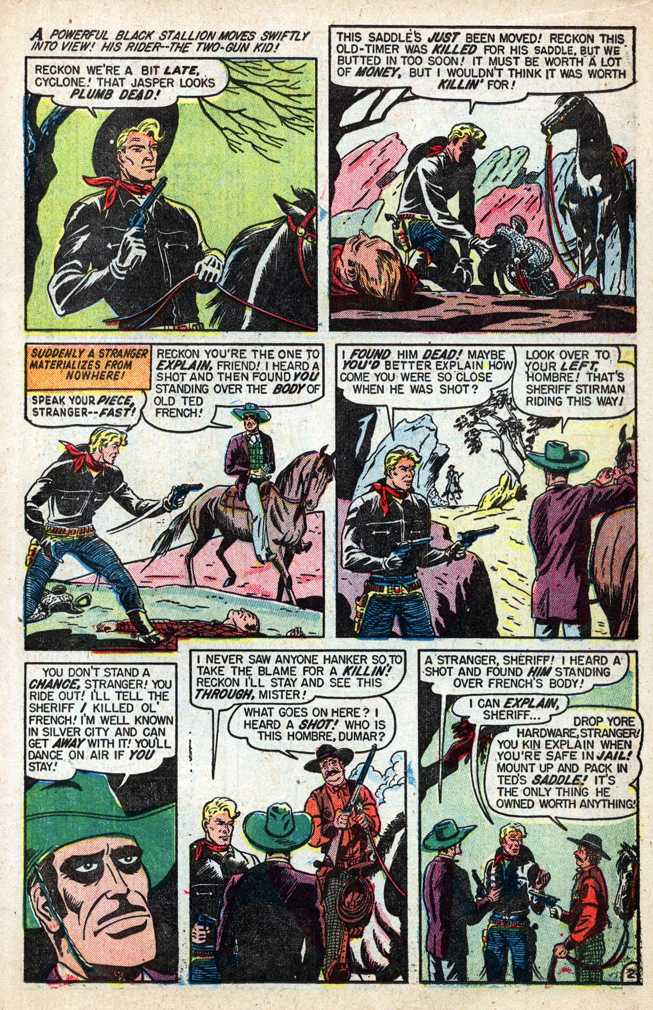 Read online Two-Gun Kid comic -  Issue #4 - 15
