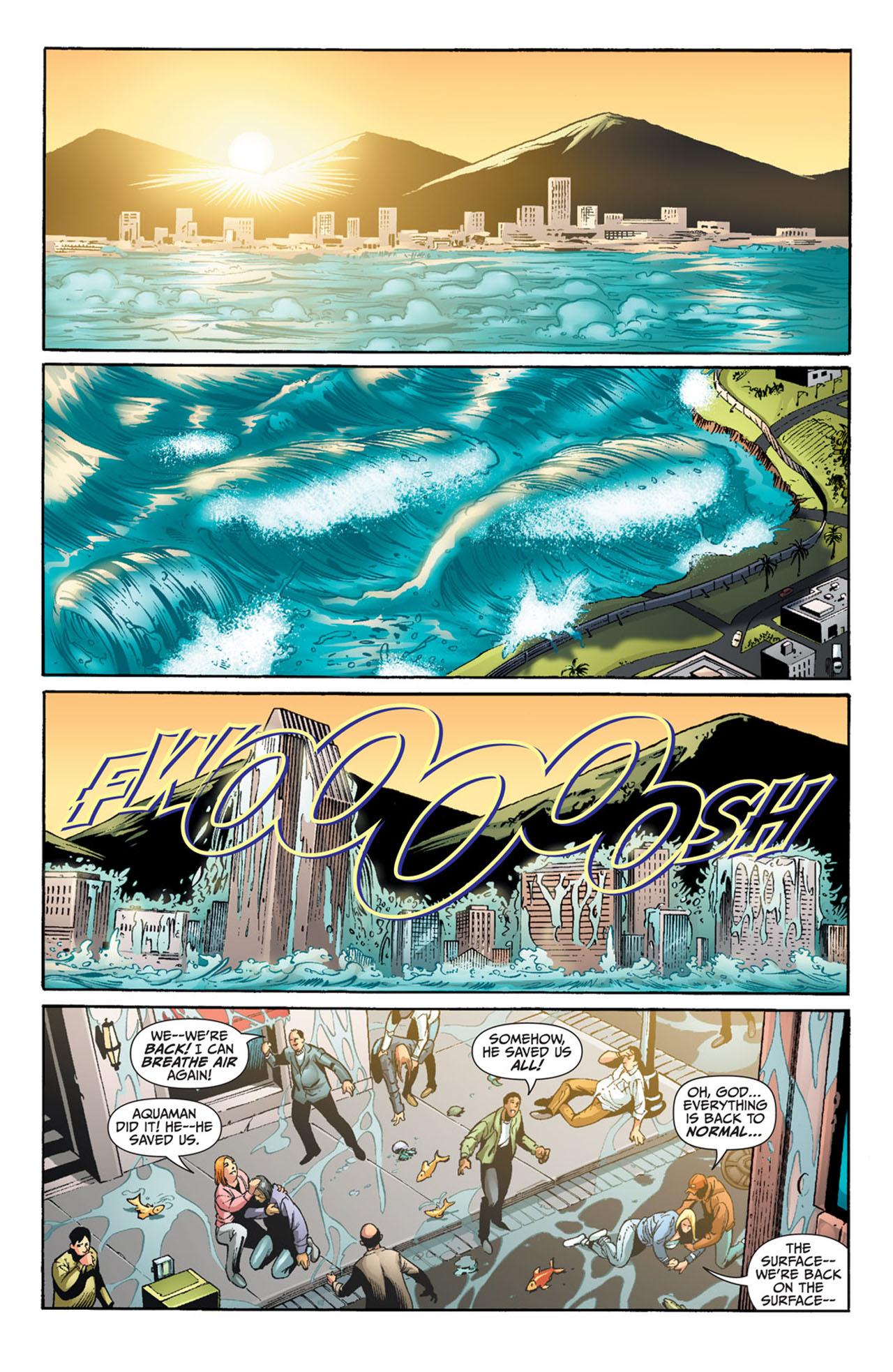 Read online World War III comic -  Issue #2 - 20
