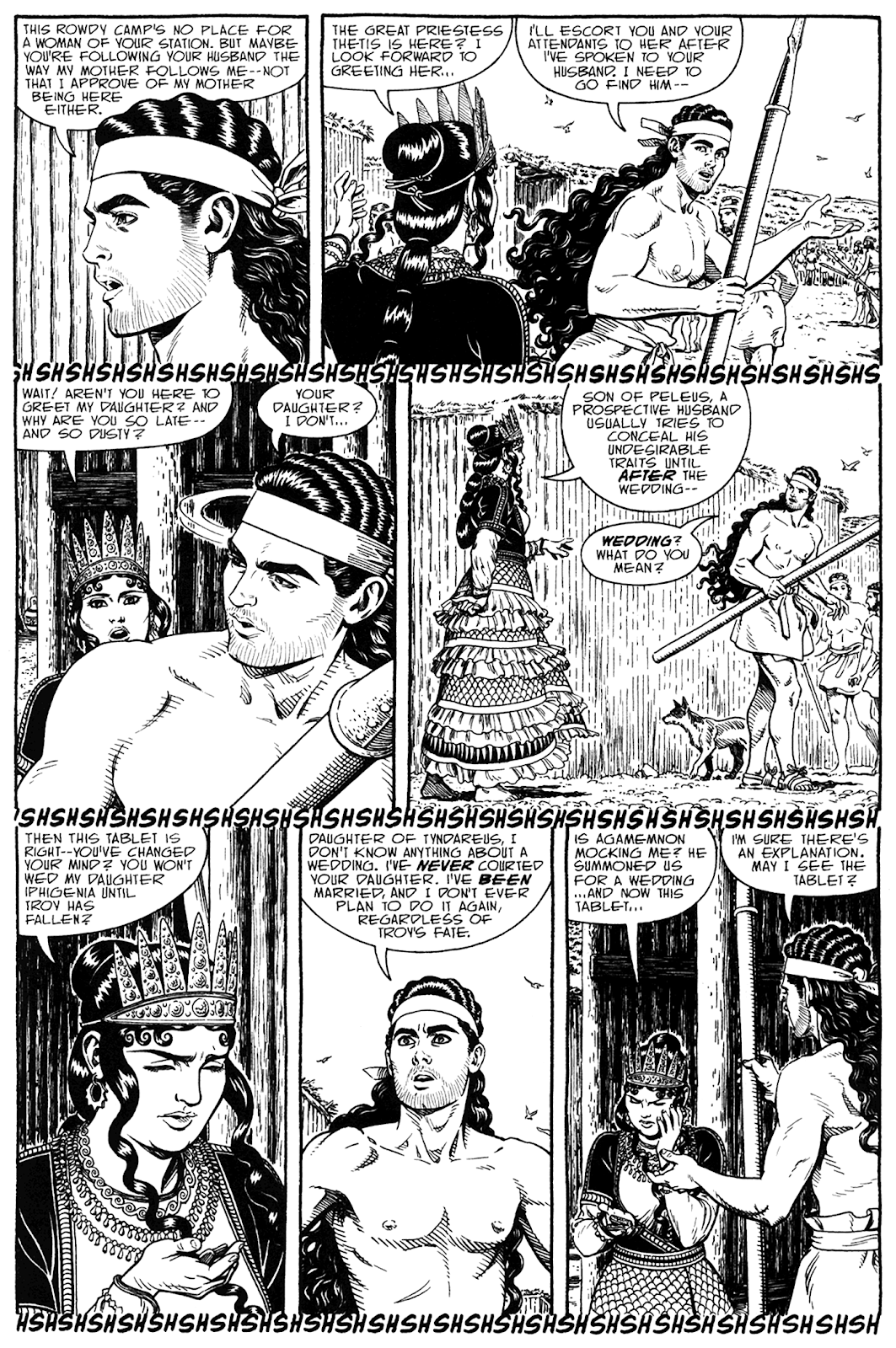 Age of Bronze issue 18 - Page 15
