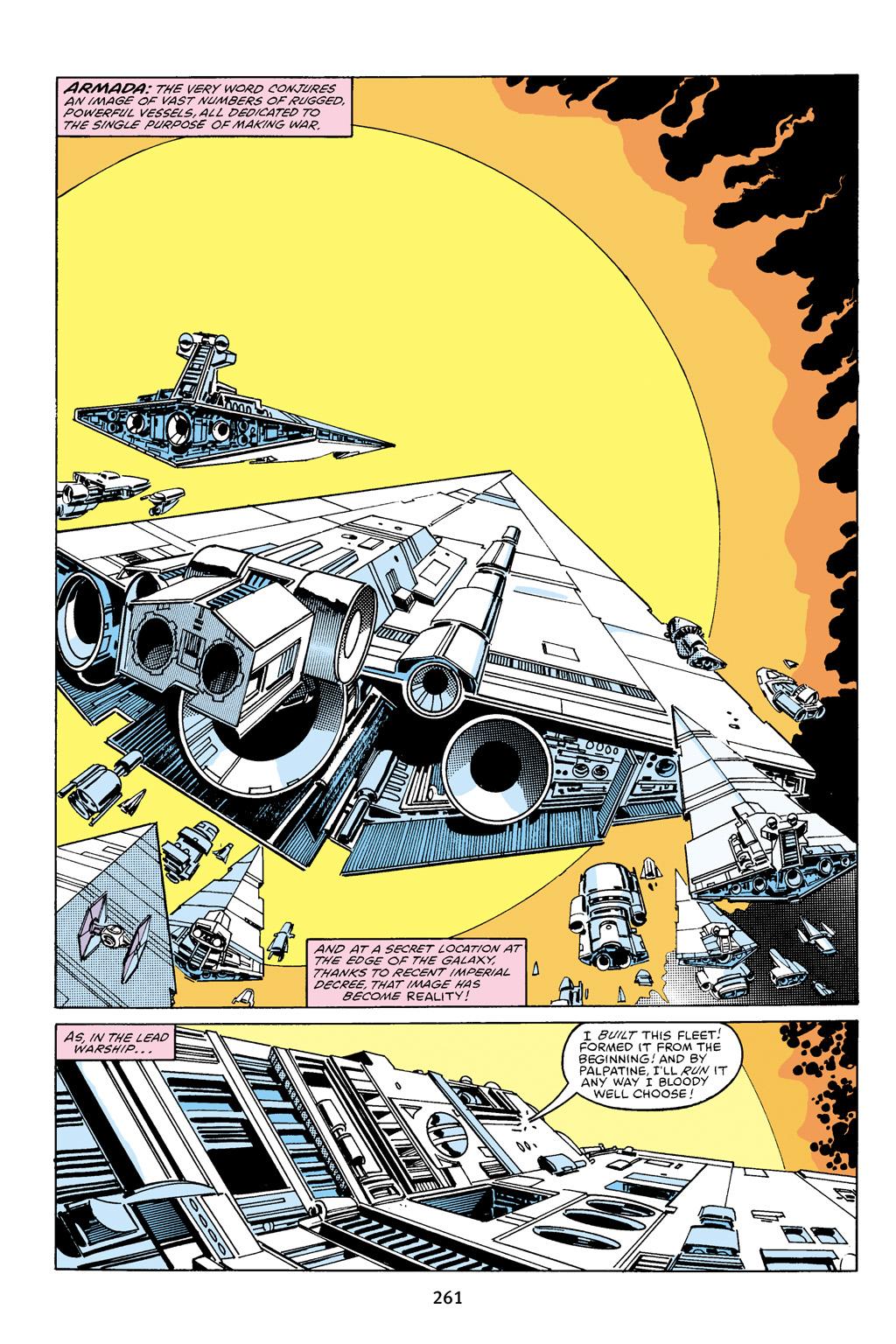 Read online Star Wars Omnibus comic -  Issue # Vol. 16 - 257