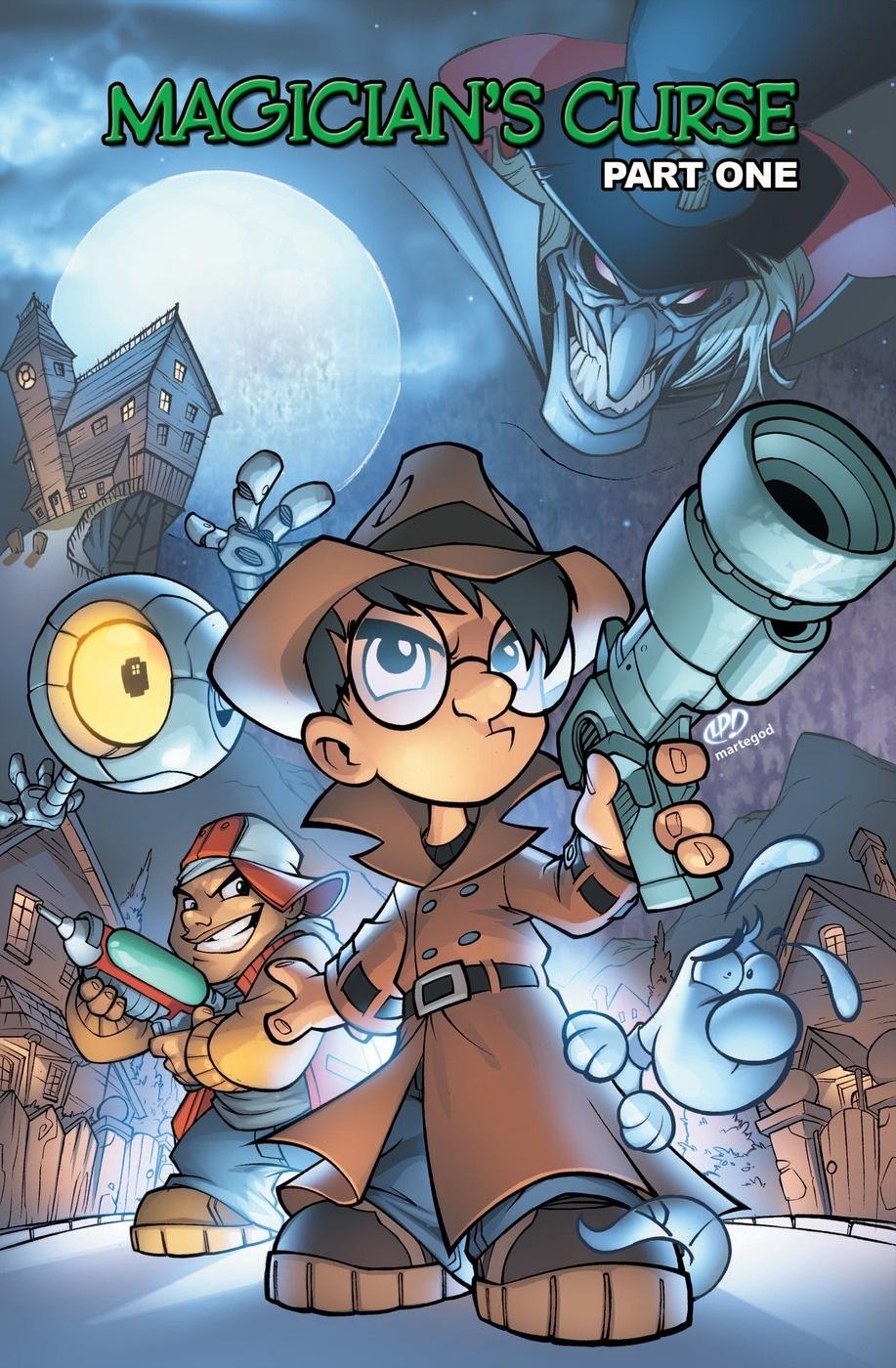 Read online Ralph Filmore comic -  Issue # Full - 3