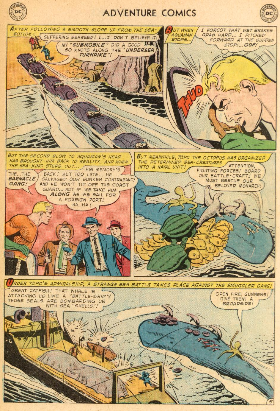 Read online Adventure Comics (1938) comic -  Issue #249 - 31