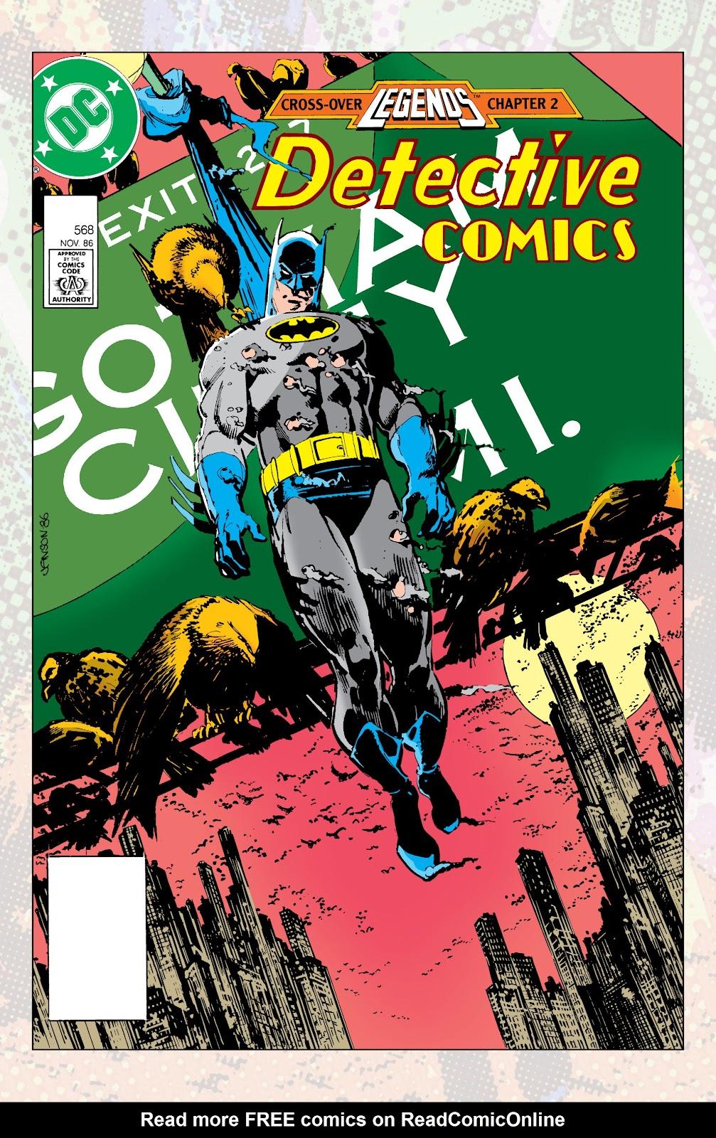 Read online Detective Comics (1937) comic -  Issue # _TPB Batman - The Dark Knight Detective 1 (Part 1) - 5