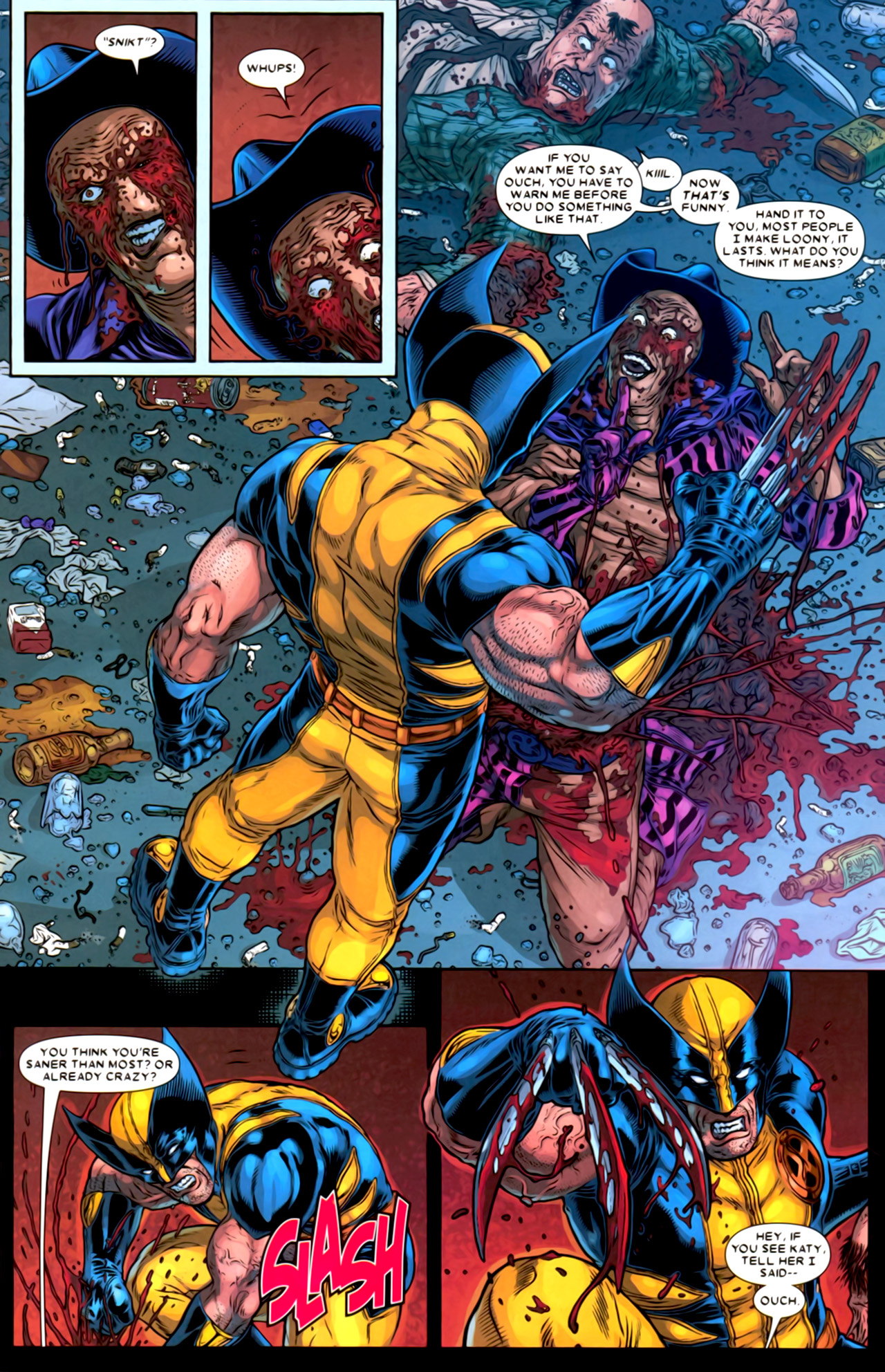 Read online Wolverine: The Best There Is comic -  Issue #2 - 15