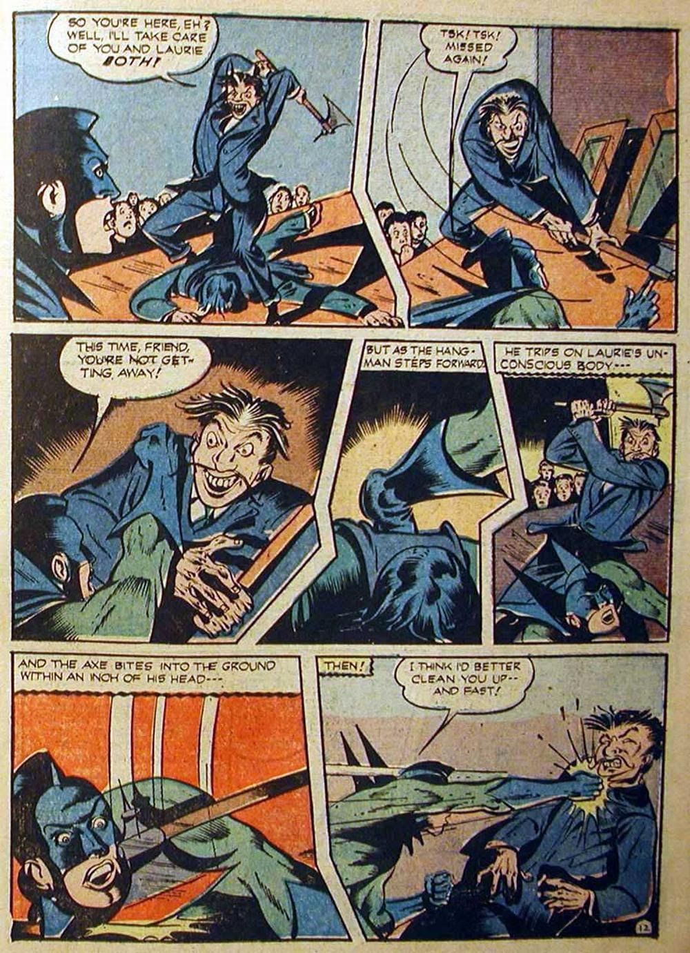 Hangman Comics issue 5 - Page 43