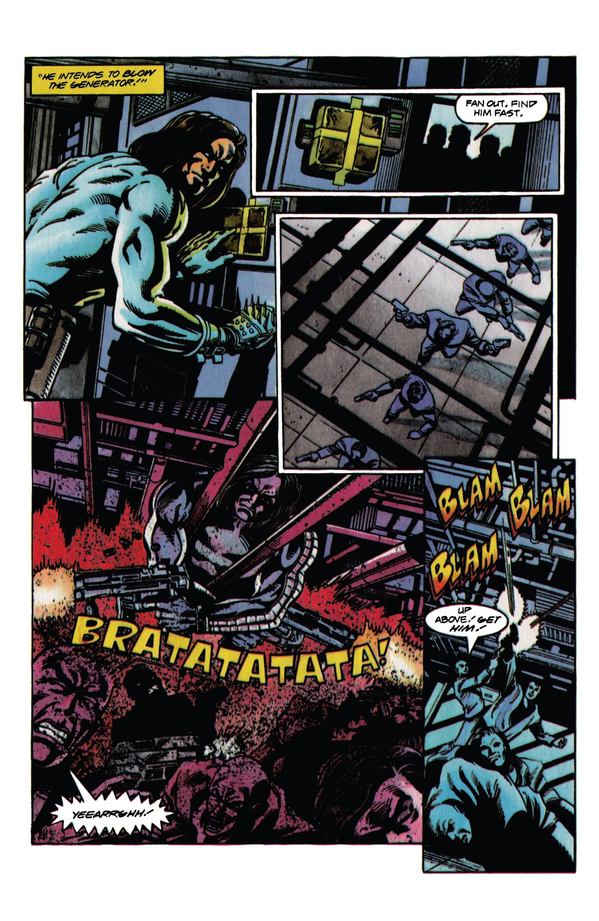 Read online Eternal Warrior (1992) comic -  Issue #31 - 14