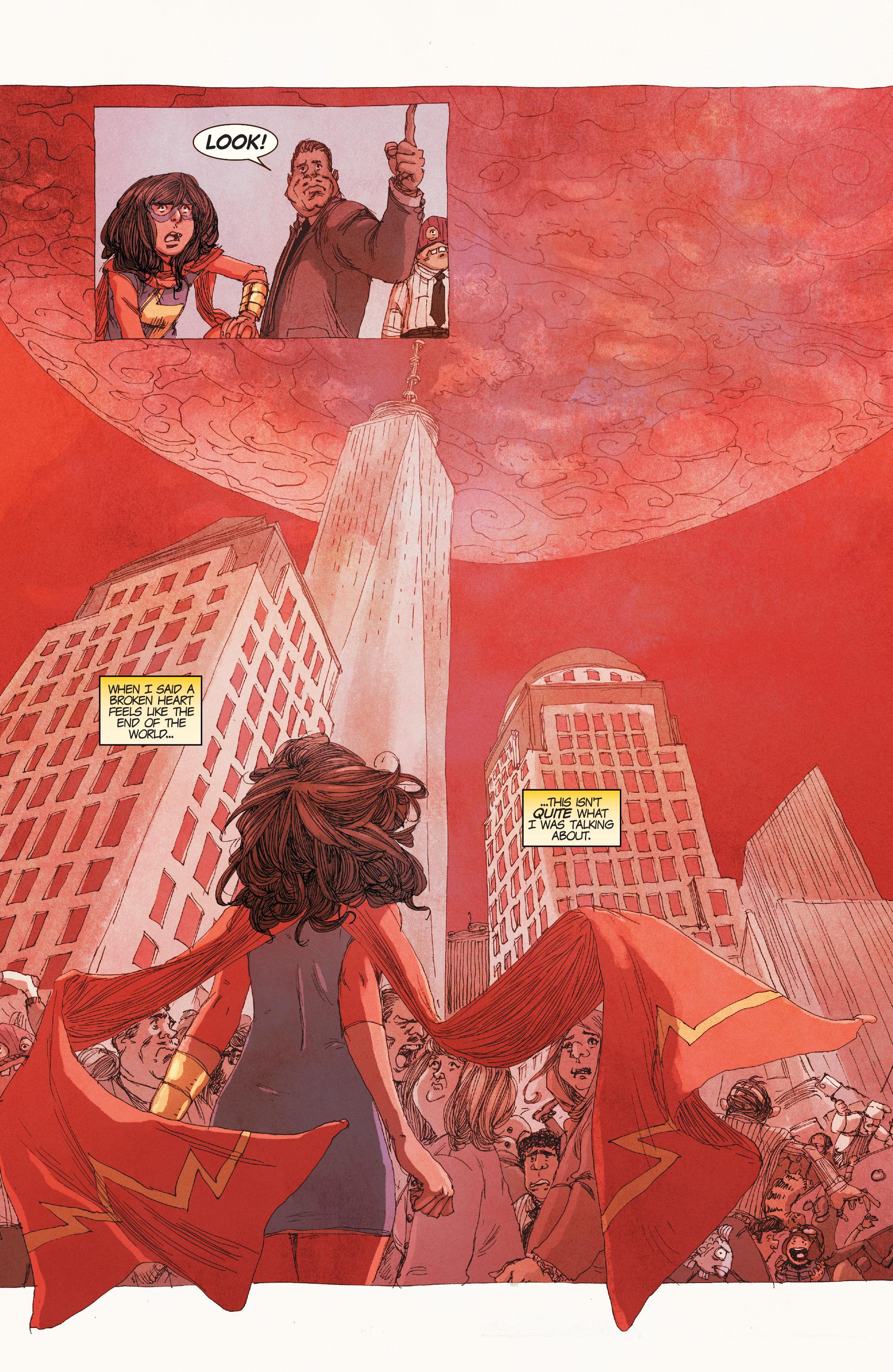 Read online Secret Wars: Last Days of the Marvel Universe comic -  Issue # TPB (Part 1) - 267