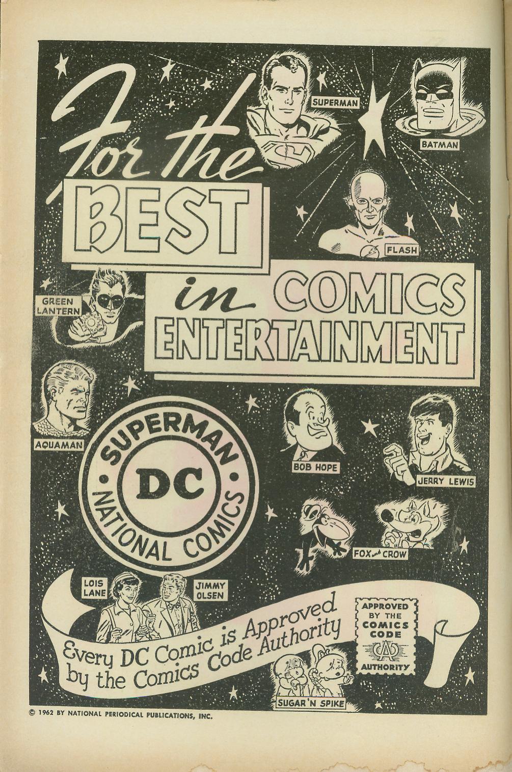 Supermans Girl Friend, Lois Lane 36 Page 2