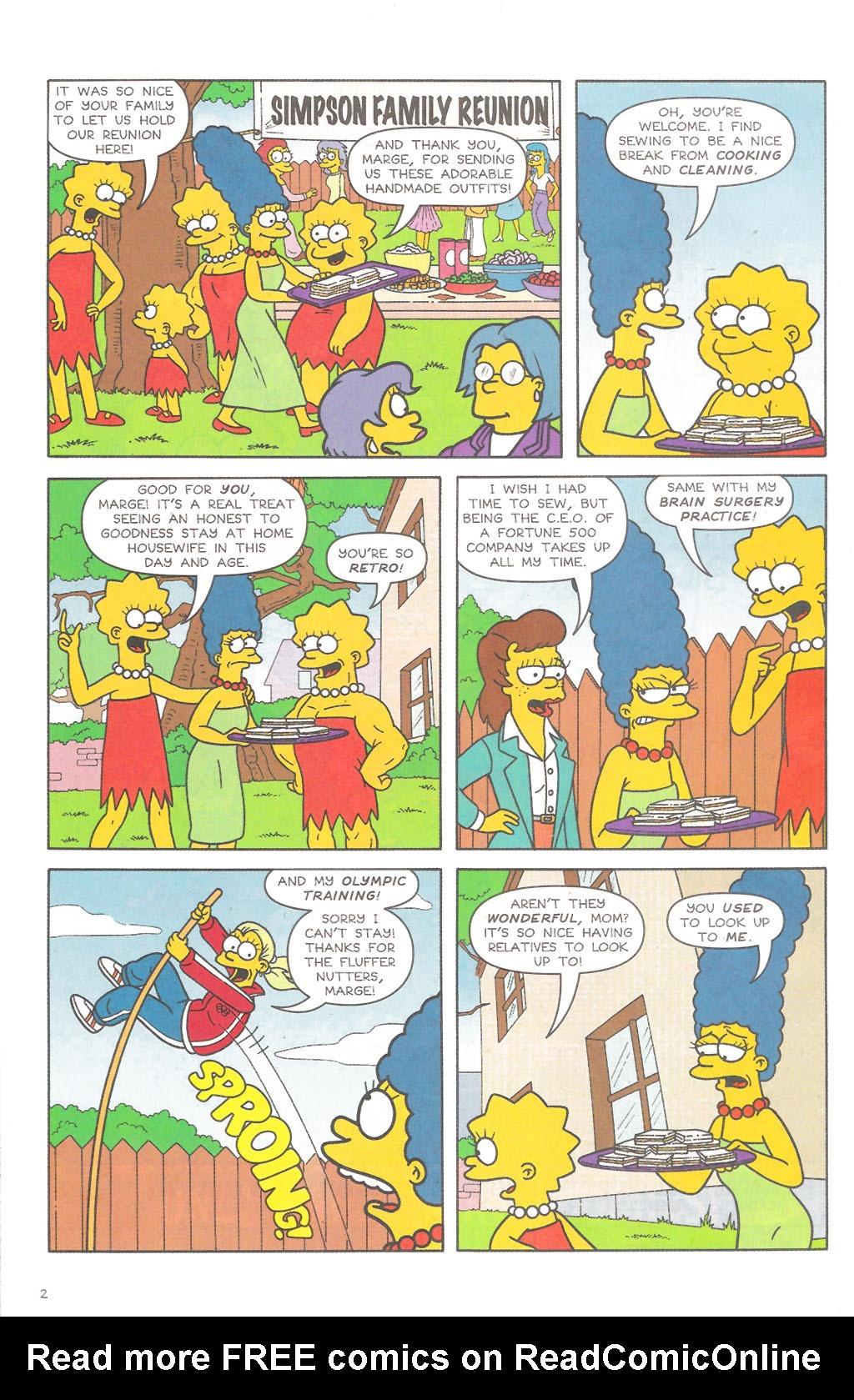 Read online Simpsons Comics comic -  Issue #111 - 3
