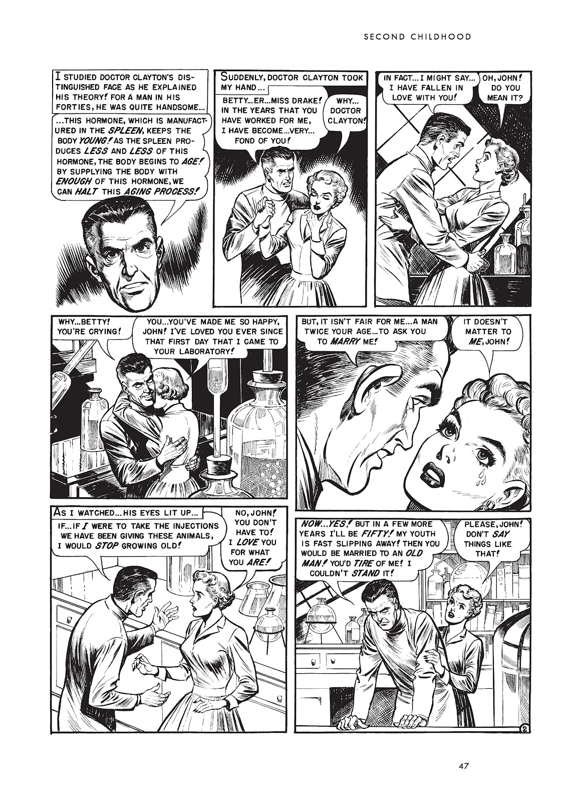 Read online The Martian Monster and Other Stories comic -  Issue # TPB (Part 1) - 62