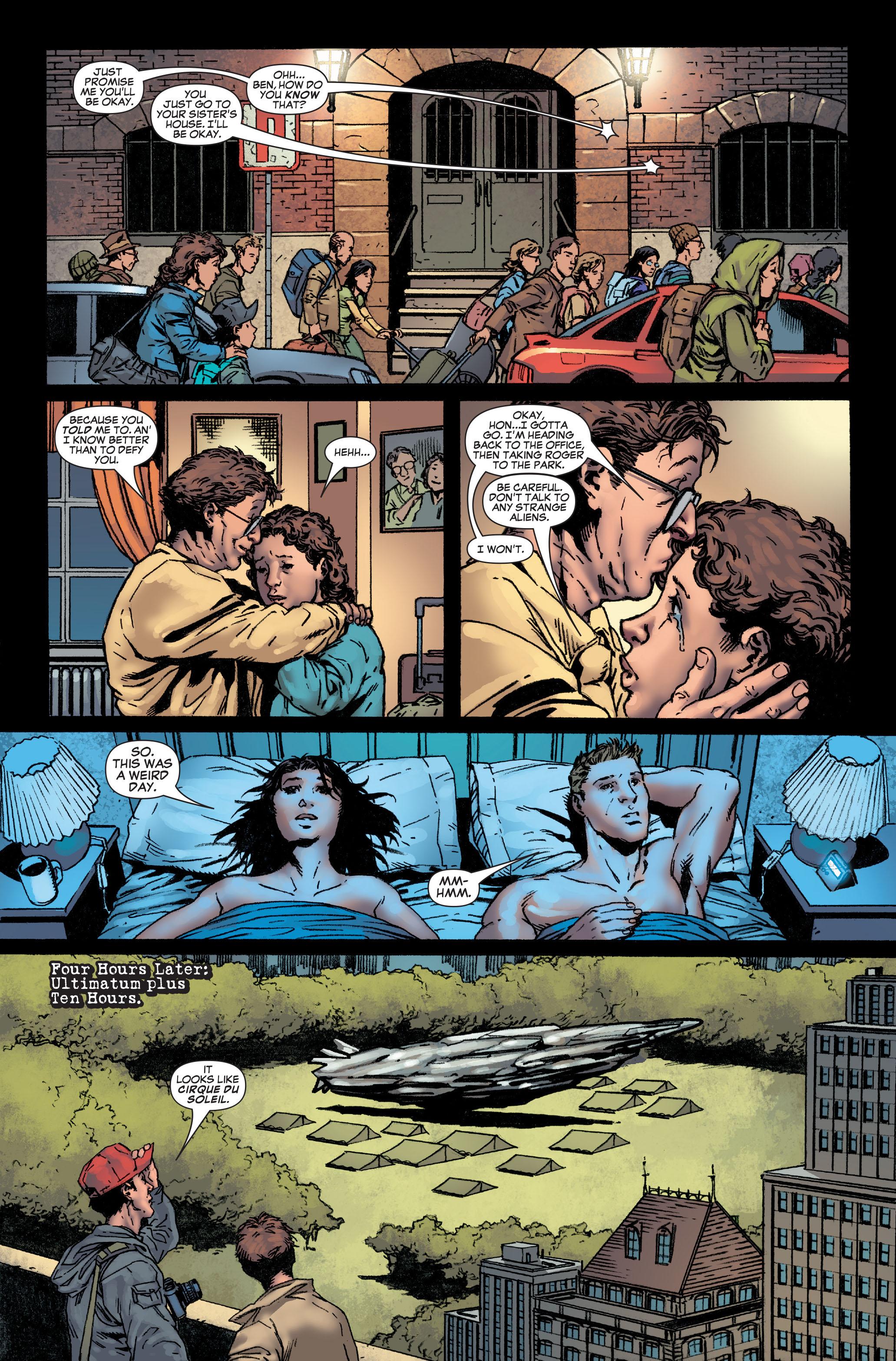 Read online World War Hulk: Front Line comic -  Issue #1 - 10