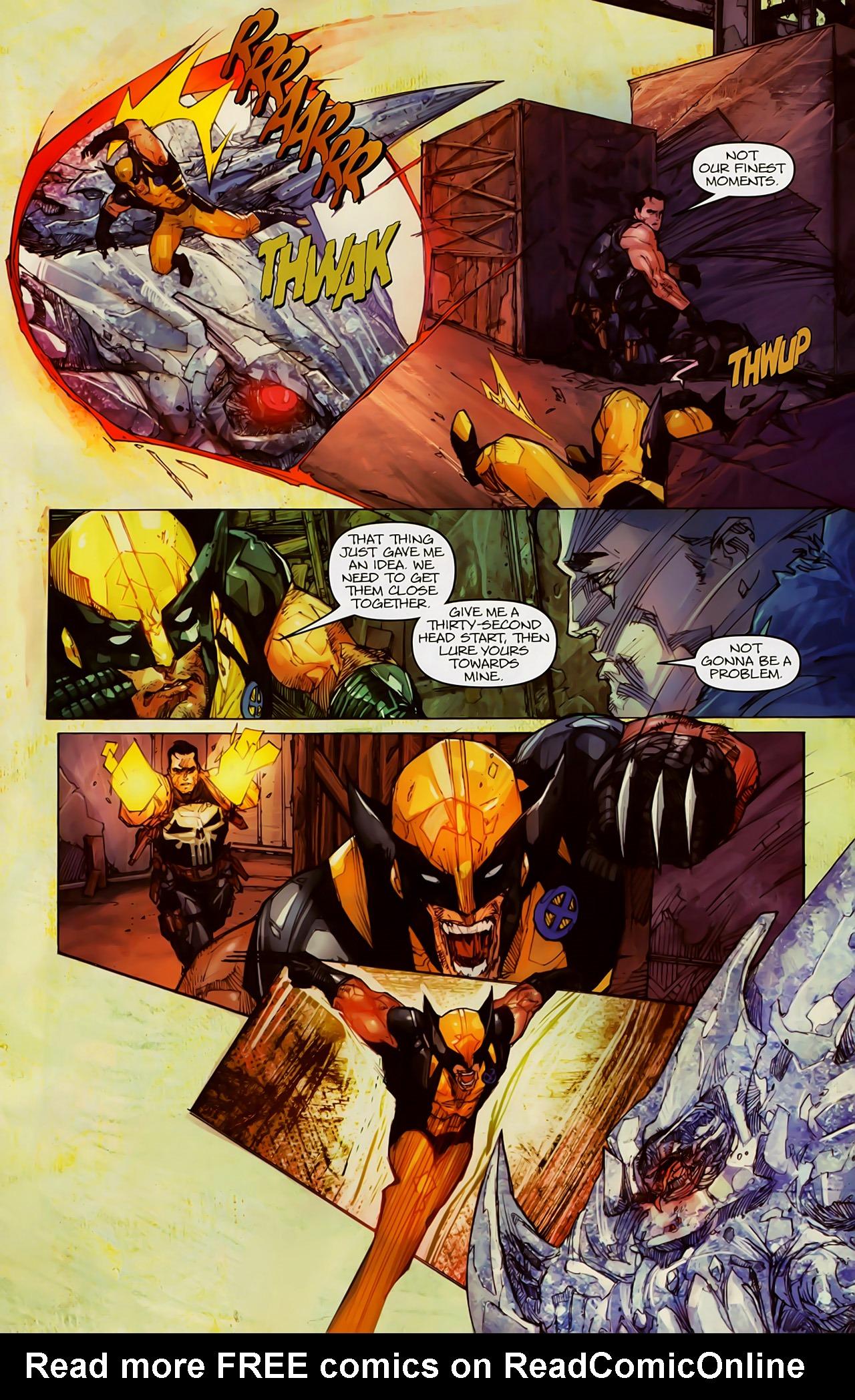Read online Astonishing Tales (2009) comic -  Issue #5 - 7